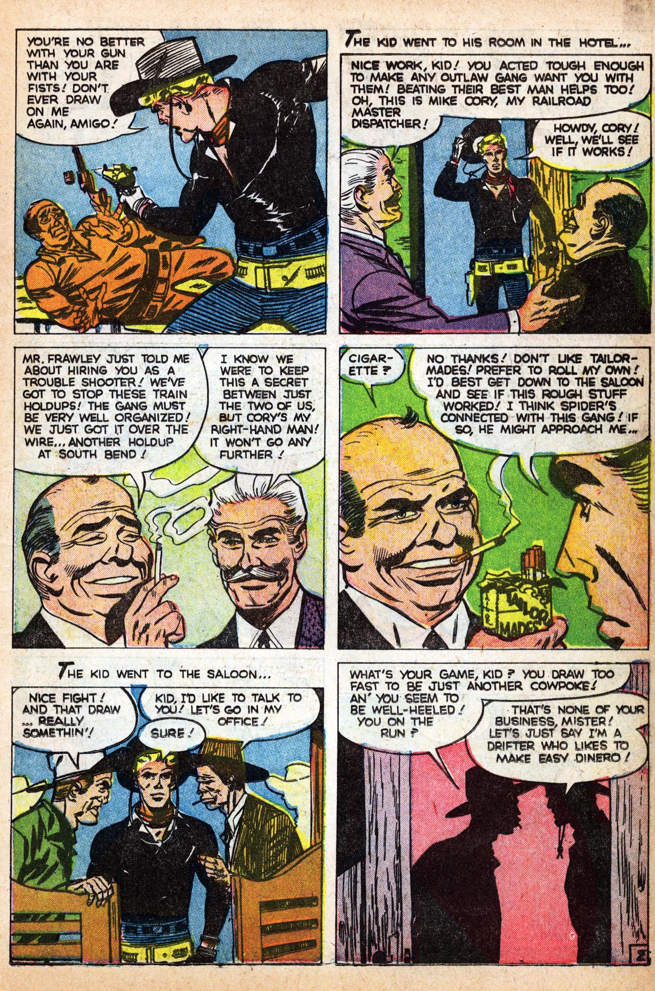 Read online Two-Gun Kid comic -  Issue #39 - 11