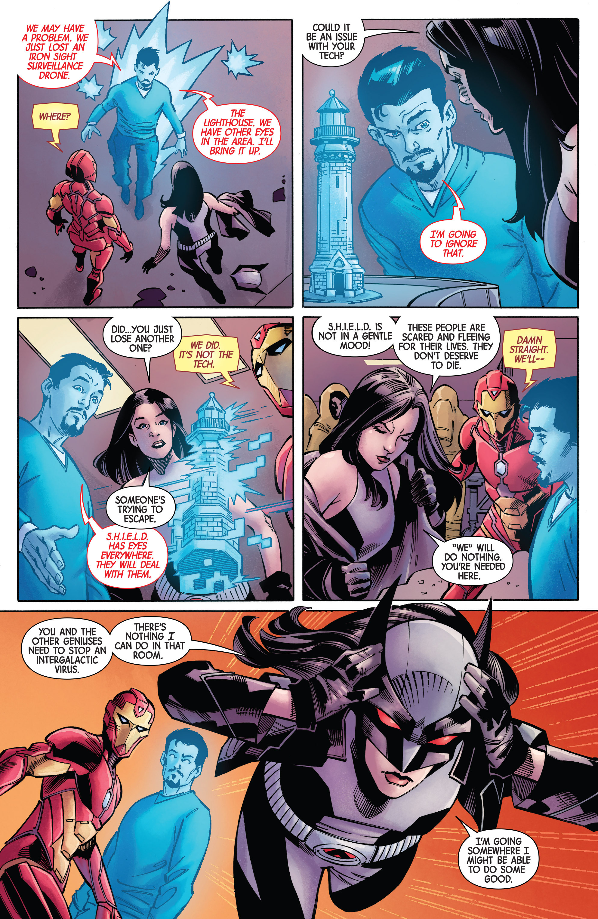 Read online All-New Wolverine (2016) comic -  Issue #20 - 7