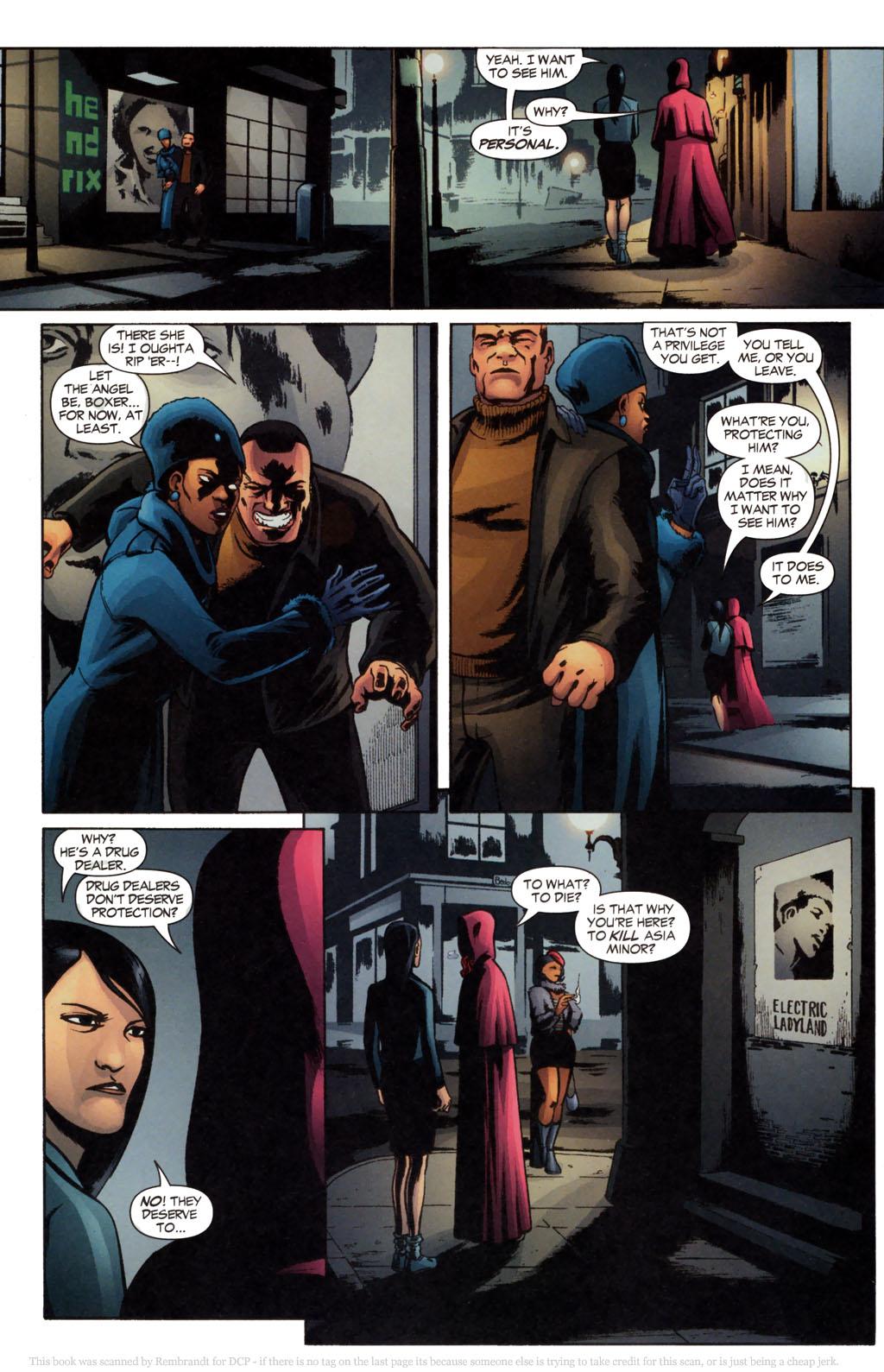 Read online Fallen Angel (2003) comic -  Issue #13 - 11