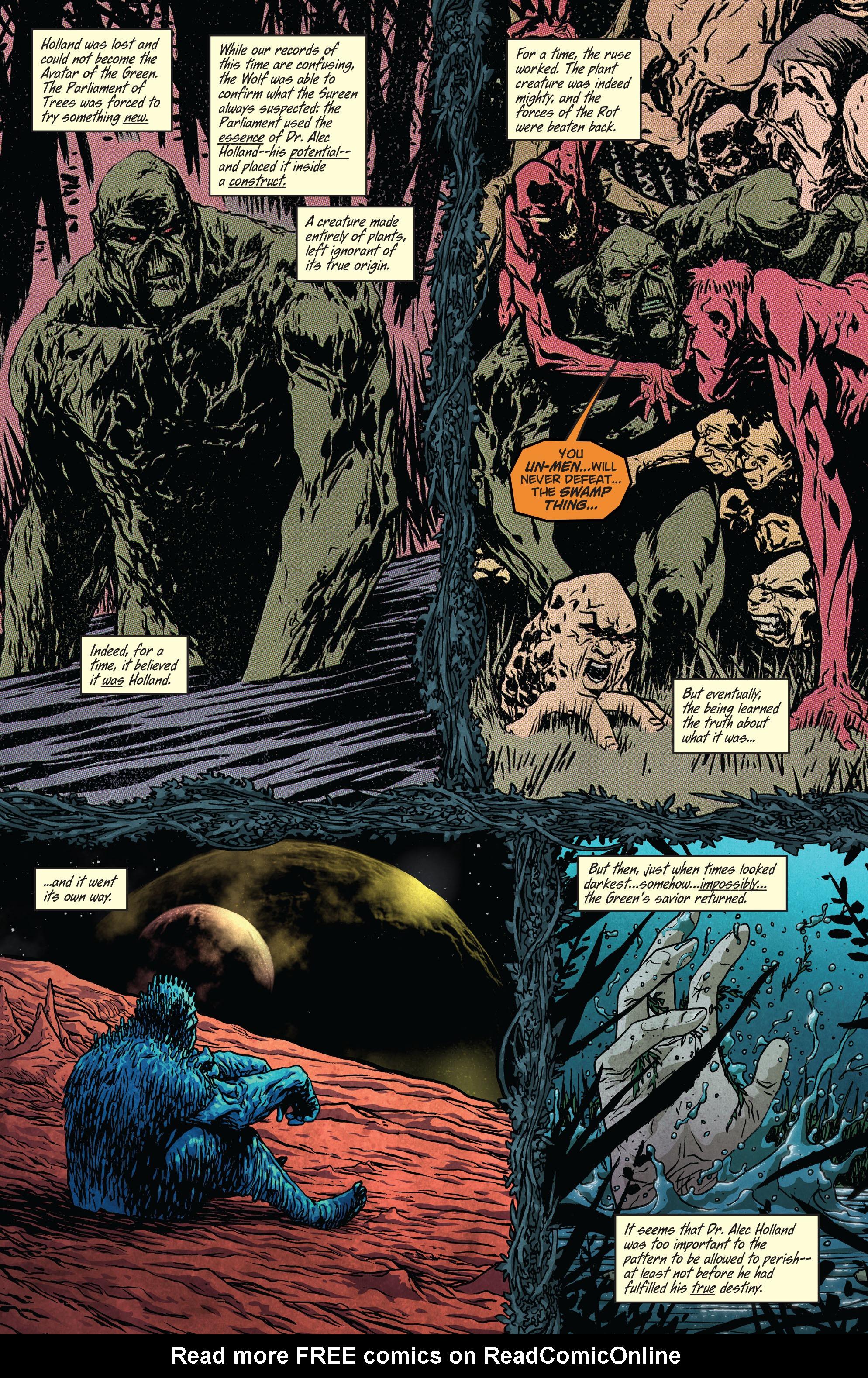 Read online Secret Origins (2014) comic -  Issue #9 - 6