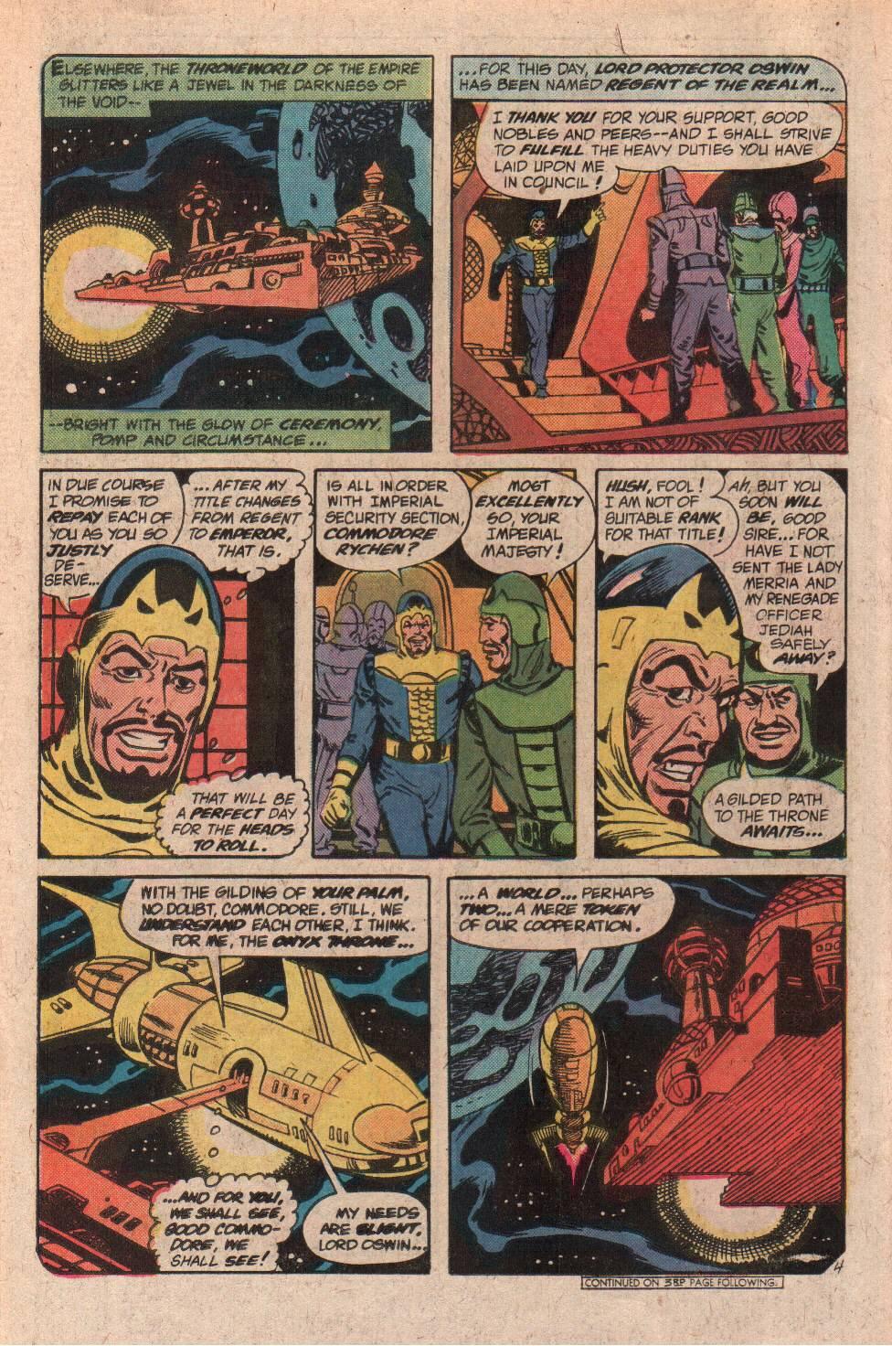Read online Adventure Comics (1938) comic -  Issue #474 - 6
