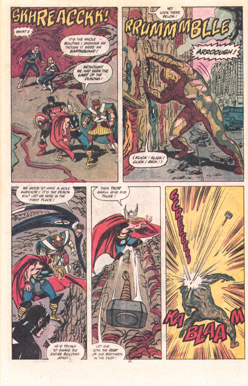 The Avengers (1963) 300 Page 33