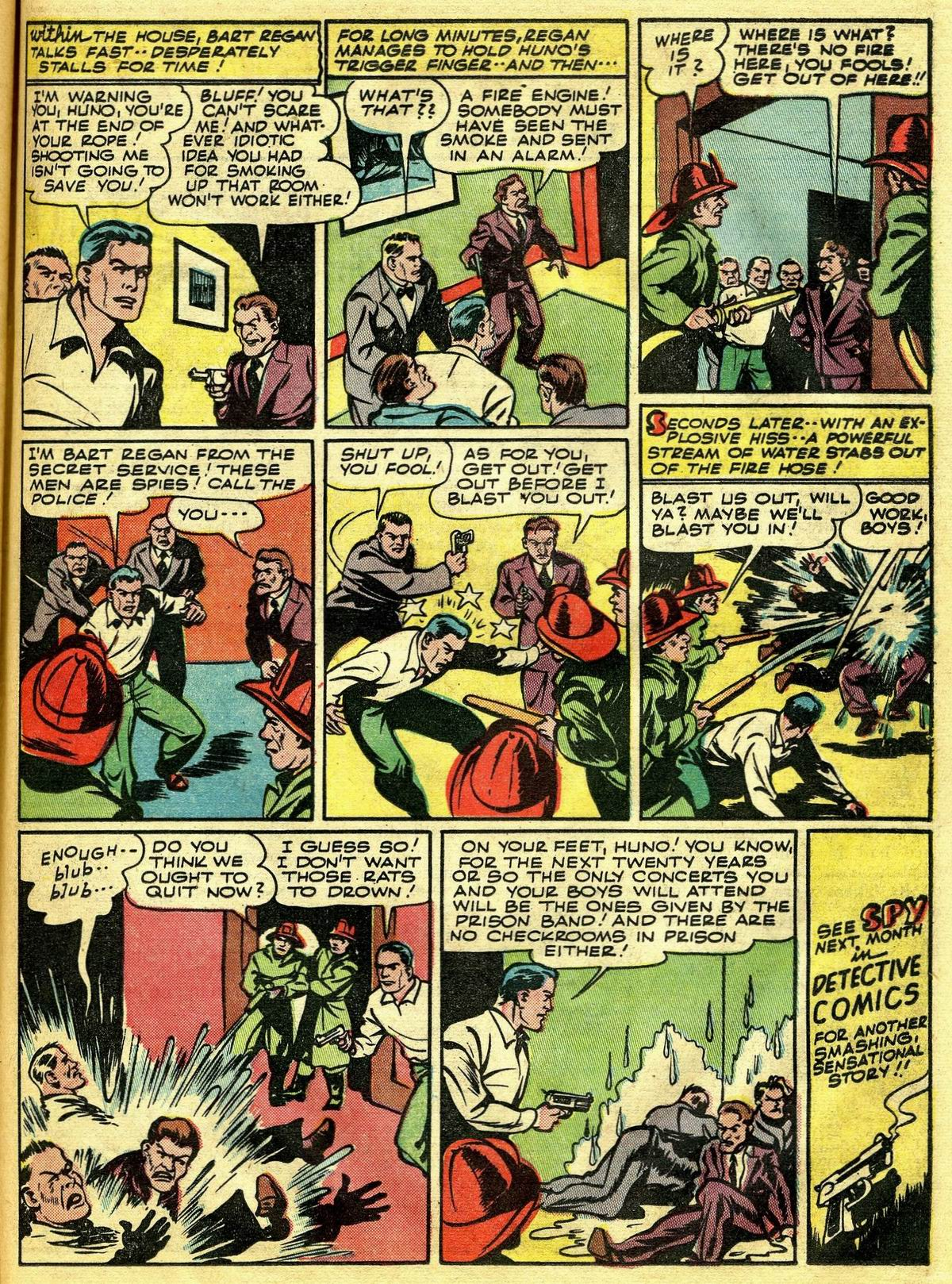 Read online Detective Comics (1937) comic -  Issue #67 - 47