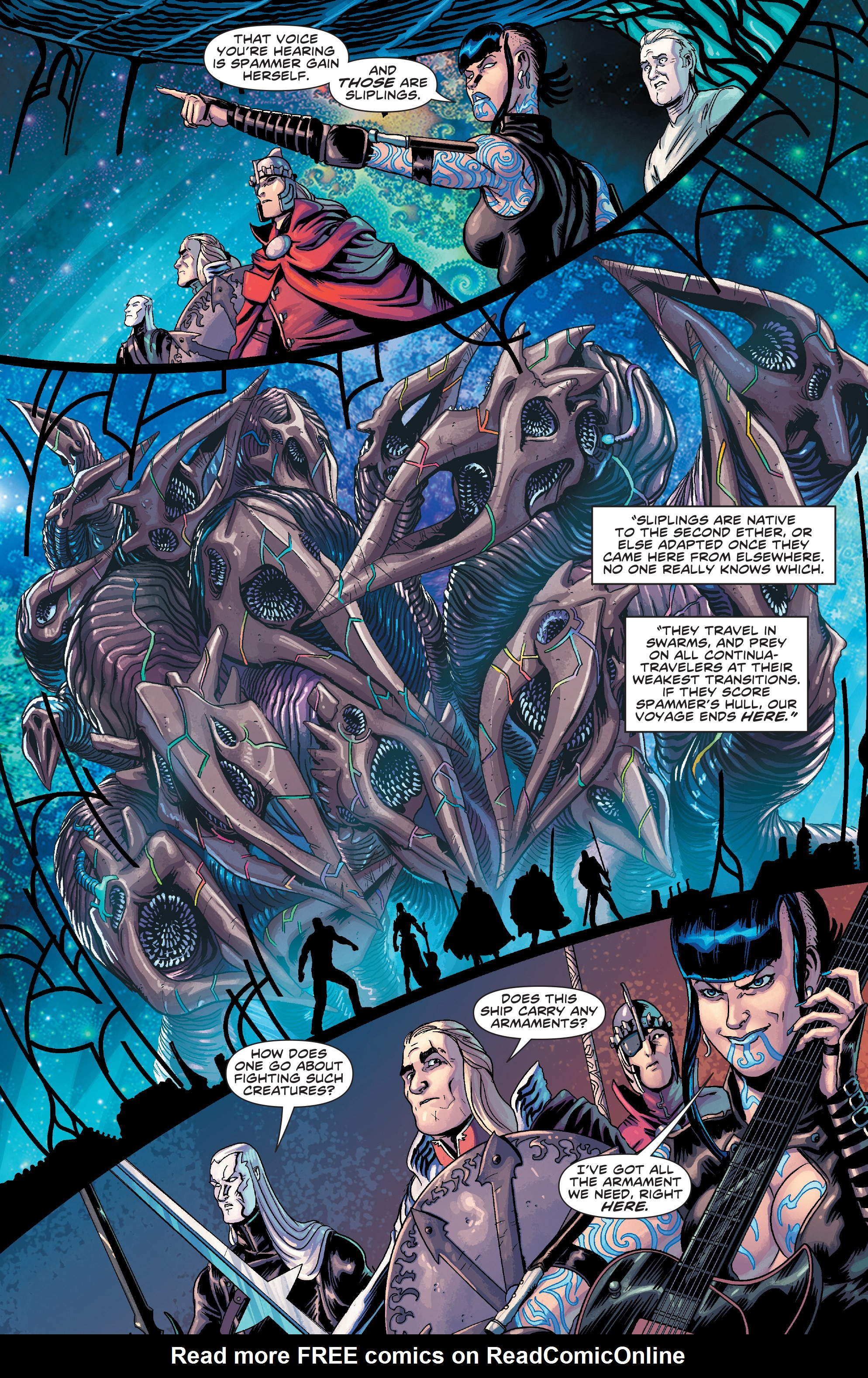 Read online Elric: The Balance Lost comic -  Issue # TPB 3 - 19