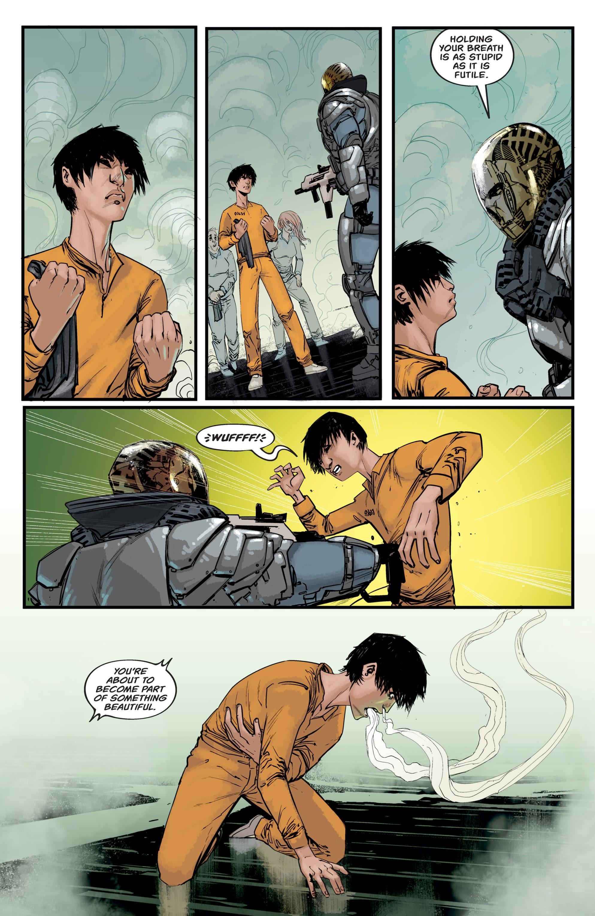 Read online Aliens: Resistance comic -  Issue # _TPB - 31