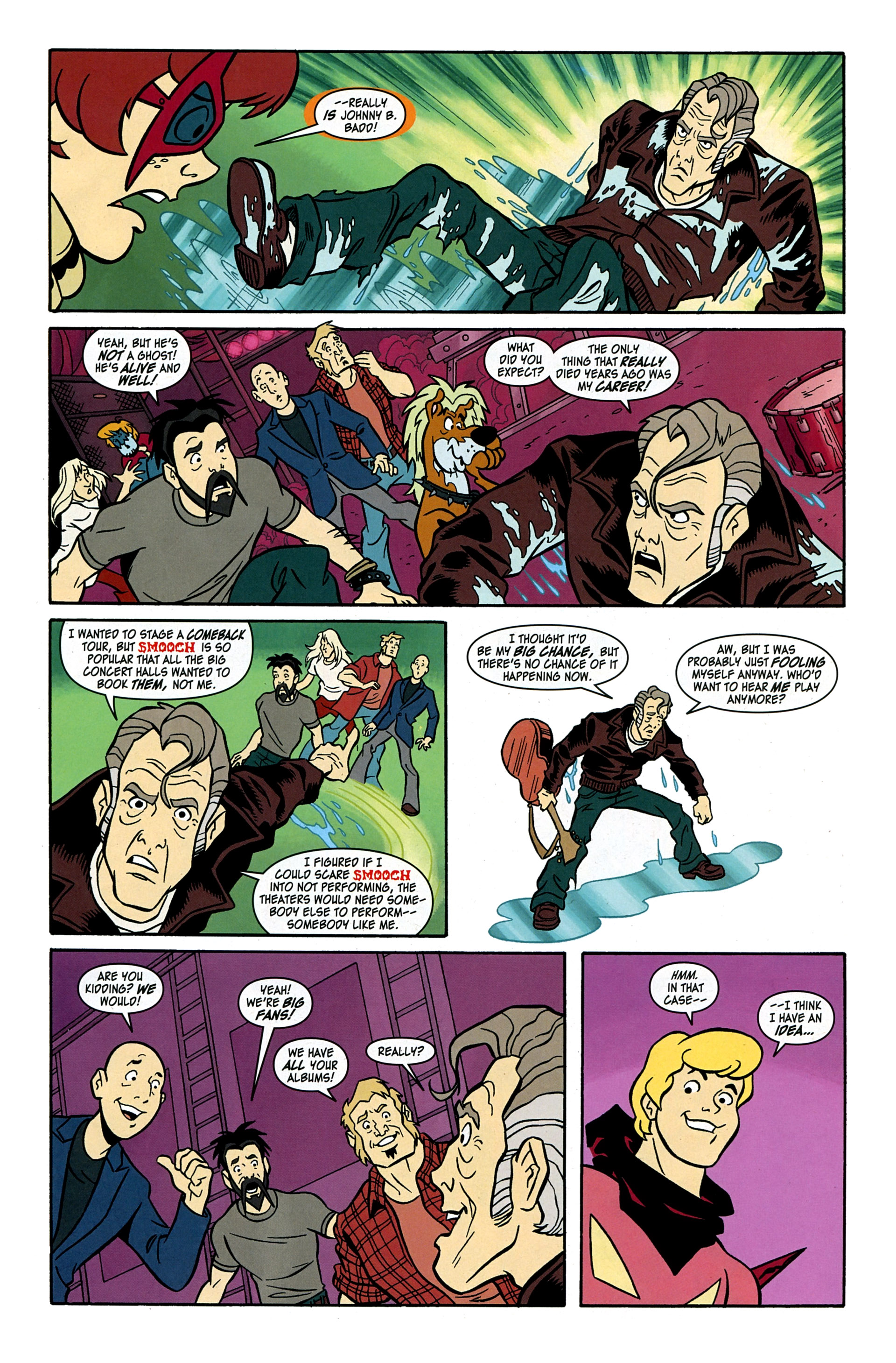Read online Scooby-Doo: Where Are You? comic -  Issue #33 - 13