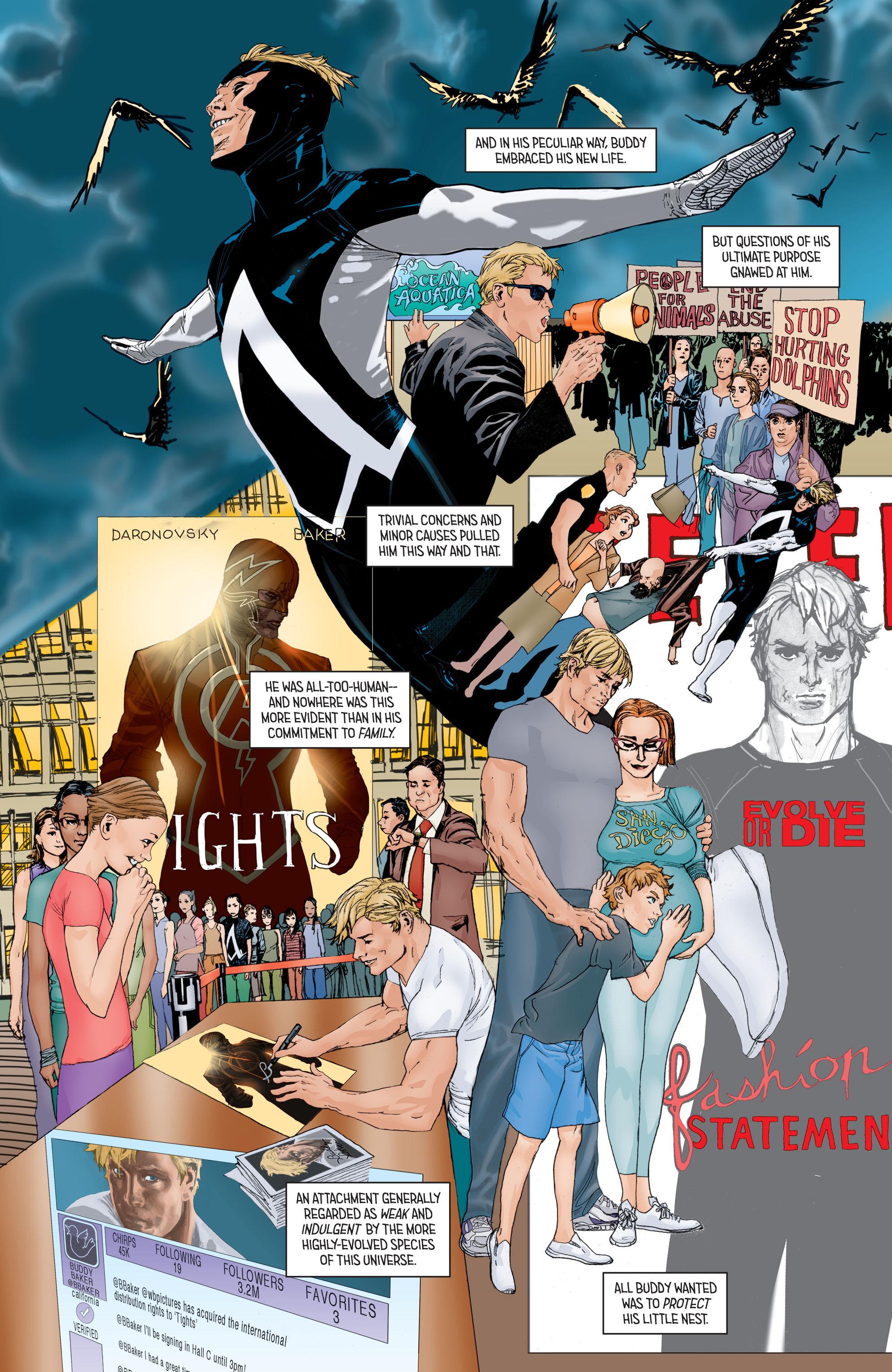 Read online Secret Origins (2014) comic -  Issue #8 - 13