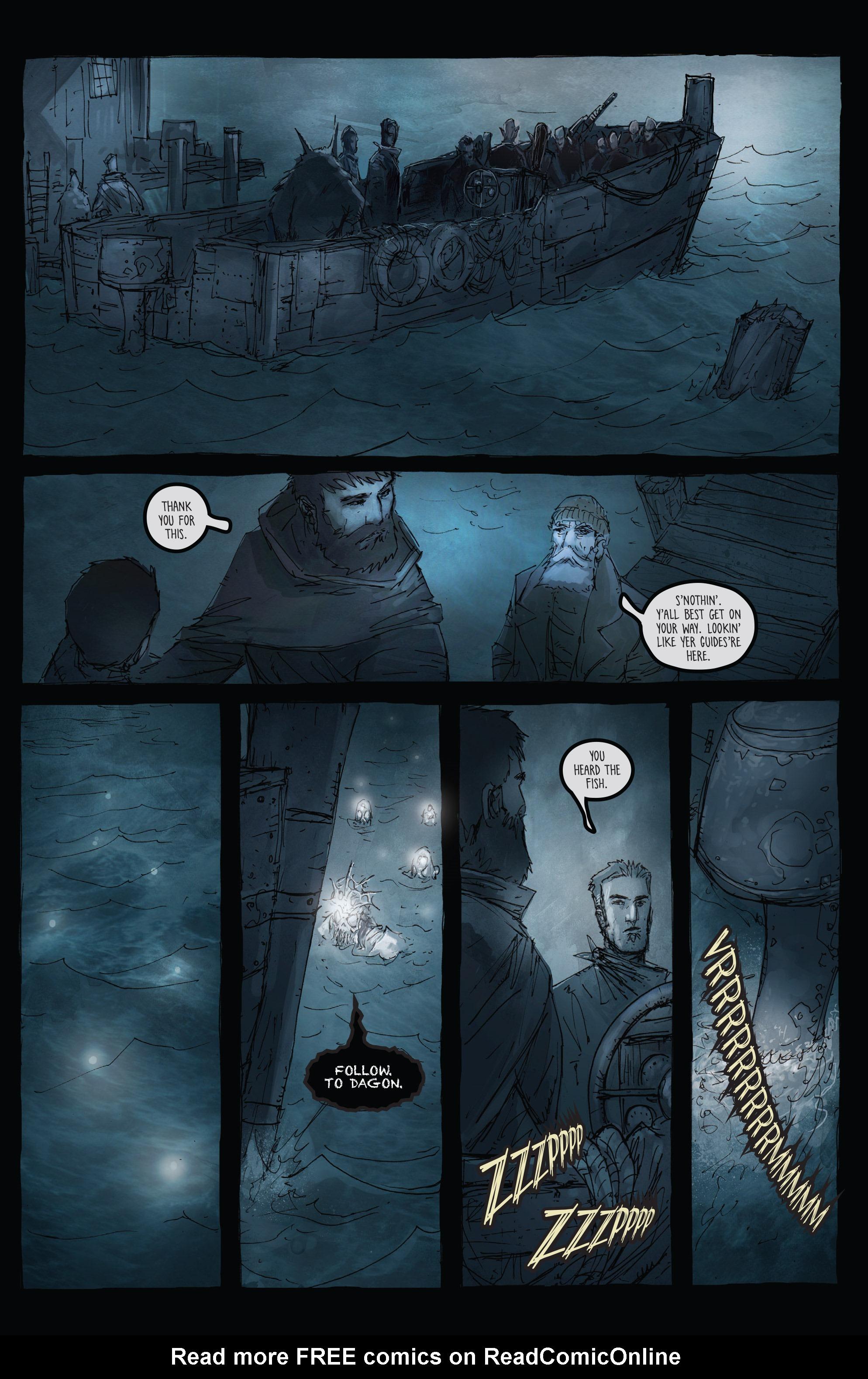 Read online Broken Moon: Legends of the Deep comic -  Issue #5 - 5