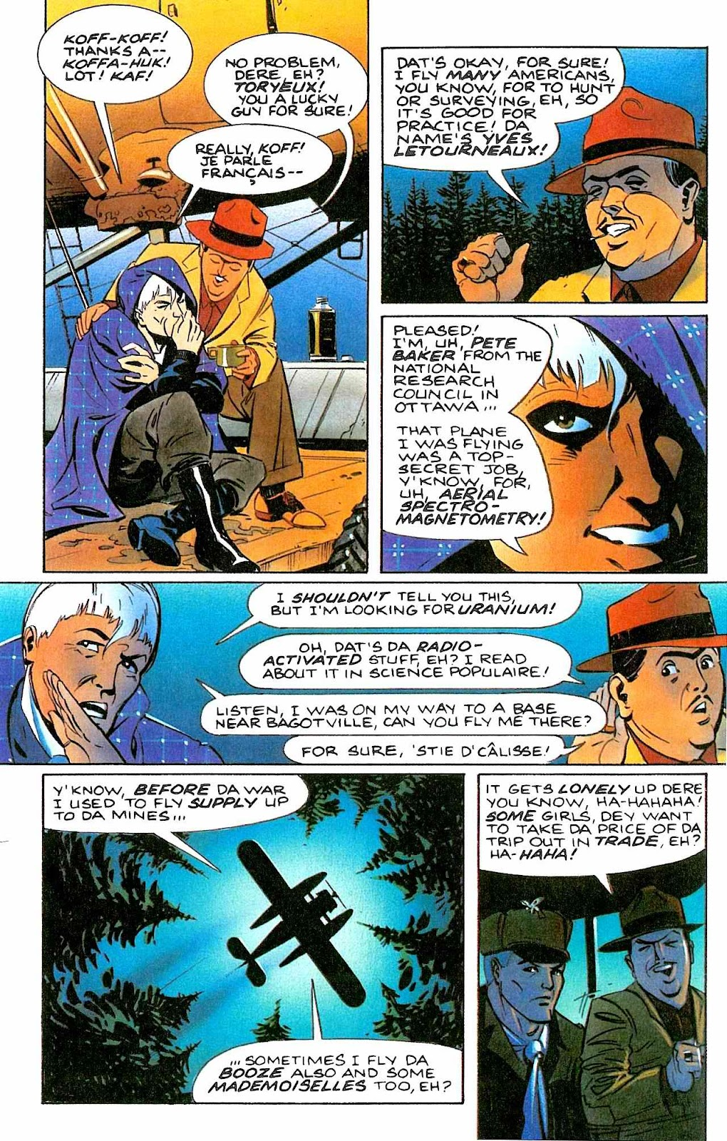 Tempus Fugitive issue 3 - Page 33