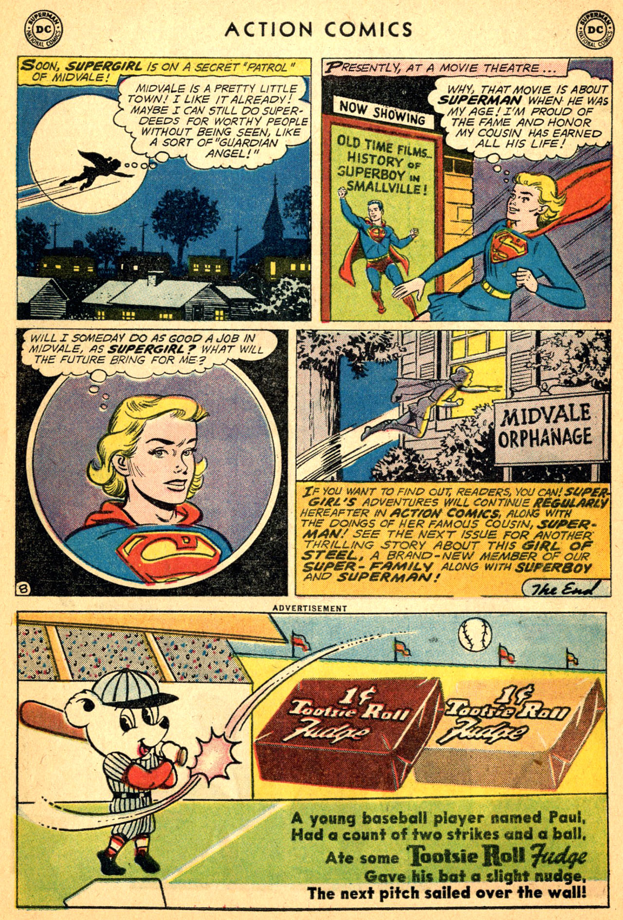Read online Action Comics (1938) comic -  Issue #252 - 32