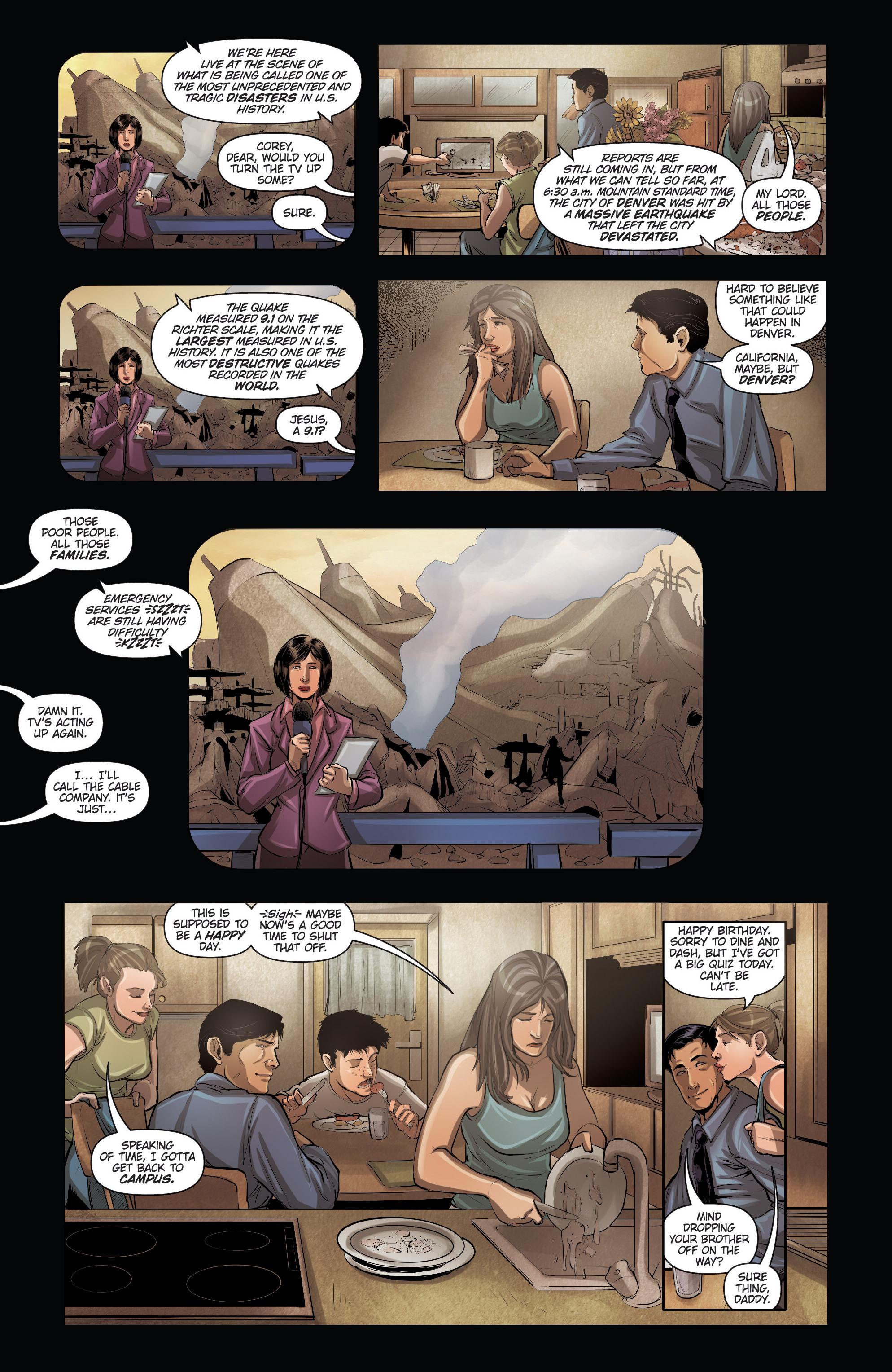 Read online Grimm Fairy Tales presents No Tomorrow comic -  Issue # TPB - 14