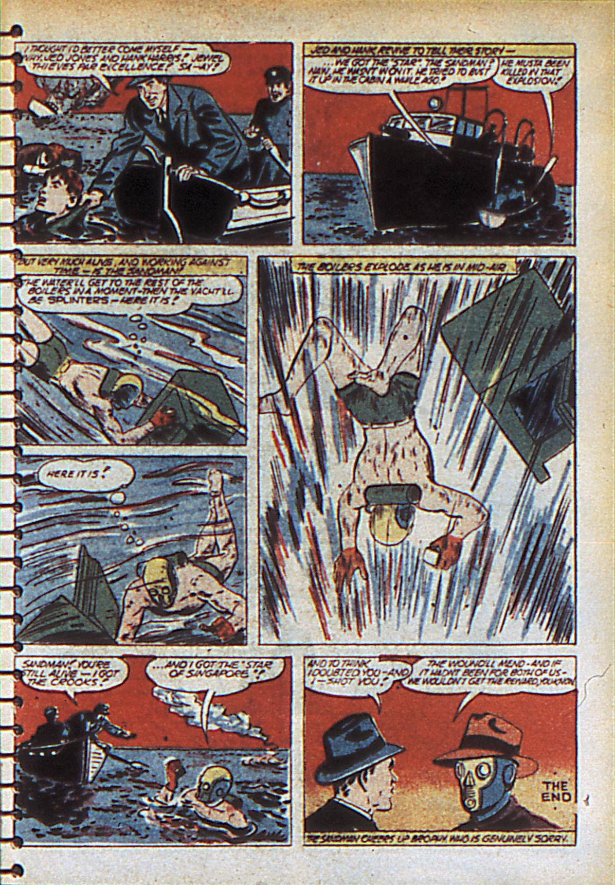 Read online Adventure Comics (1938) comic -  Issue #55 - 66