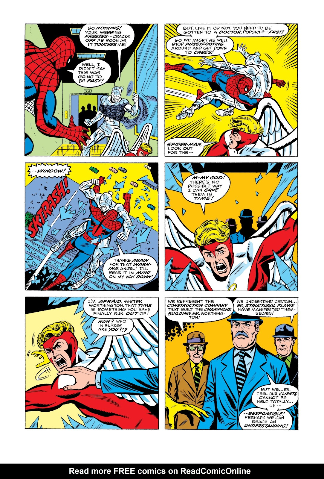 Read online Marvel Masterworks: The Spectacular Spider-Man comic -  Issue # TPB 2 (Part 1) - 55