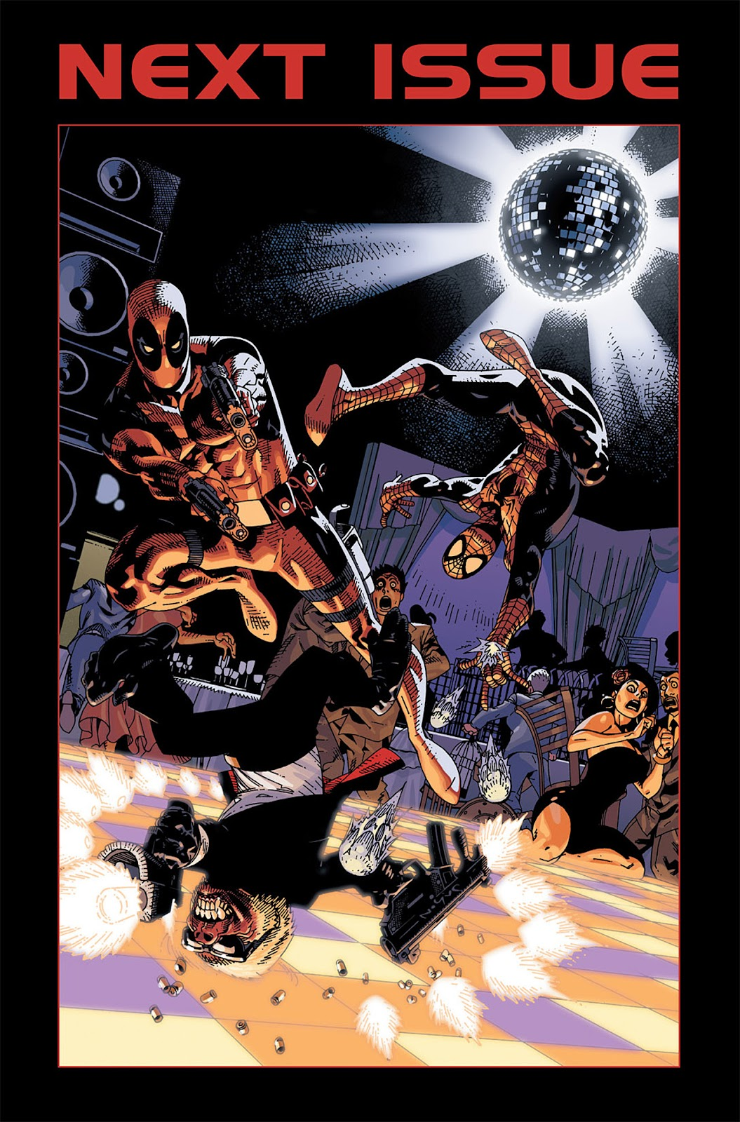 Read online Deadpool (2008) comic -  Issue #20 - 25