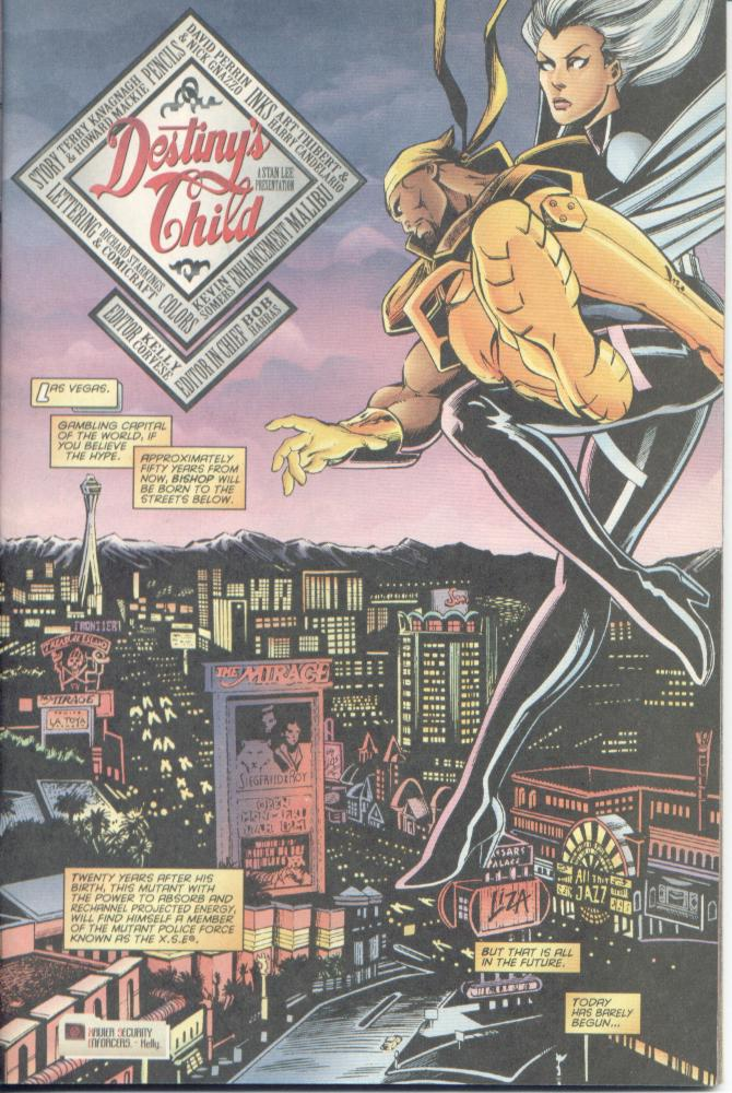 Read online Uncanny X-Men (1963) comic -  Issue # _Annual 1996 - 11