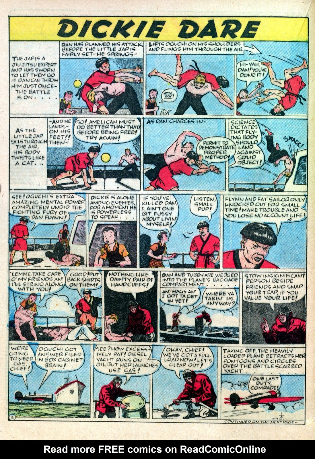 Read online Famous Funnies comic -  Issue #45 - 28
