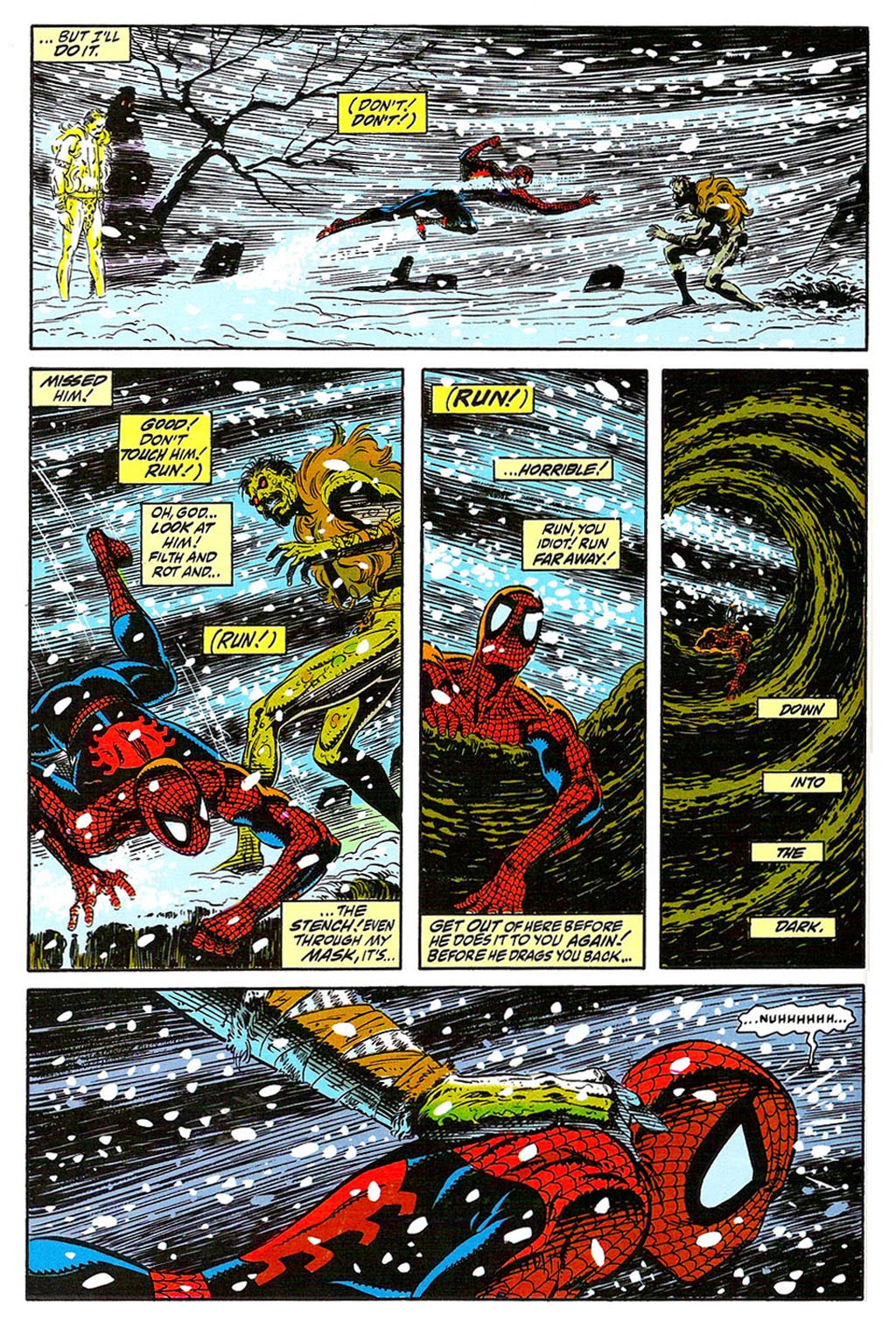 Read online The Amazing Spider-Man: Soul of the Hunter comic -  Issue # Full - 36