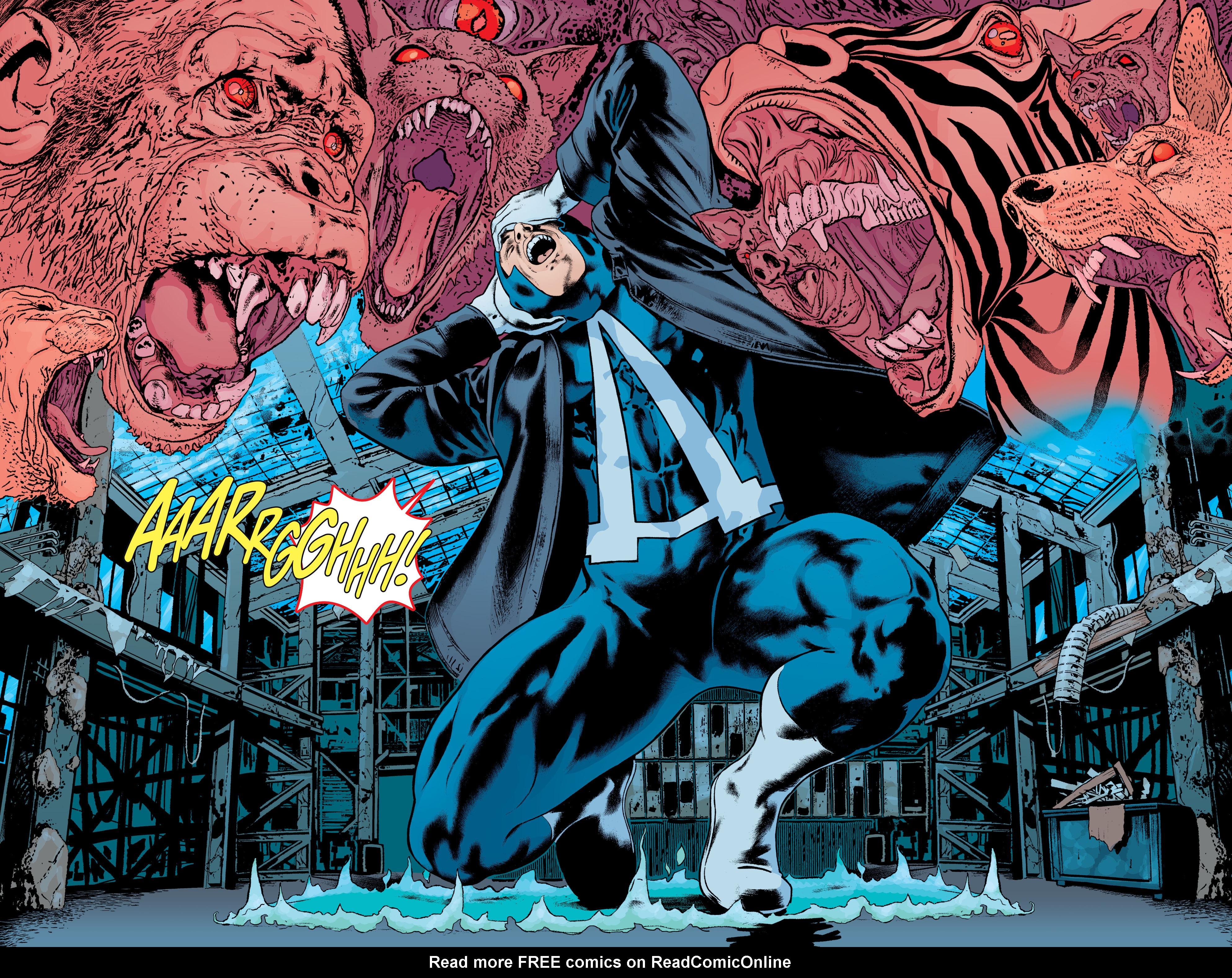 Read online Animal Man (2011) comic -  Issue #21 - 11