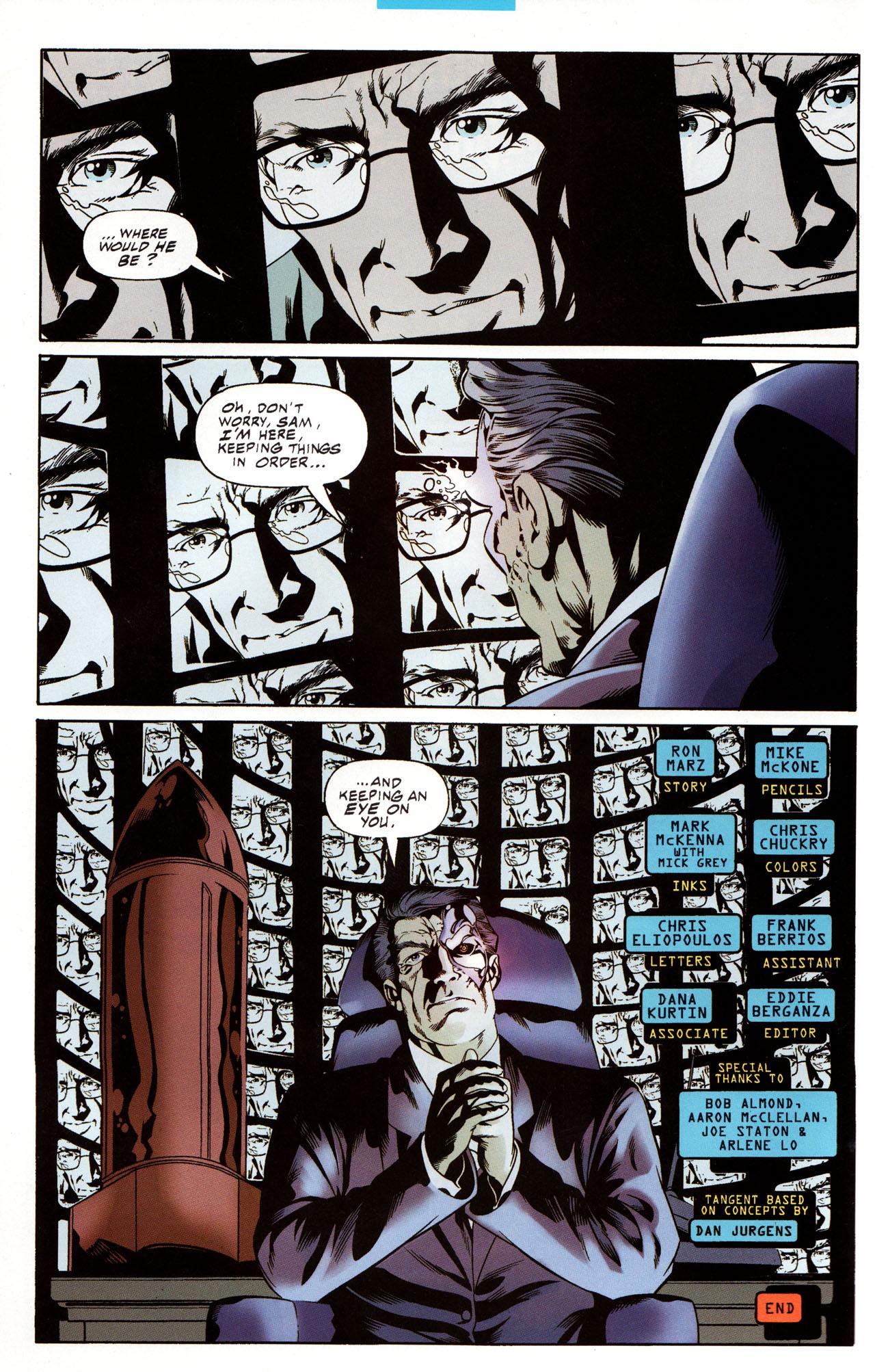 Read online Tangent Comics/ Metal Men comic -  Issue # Full - 37