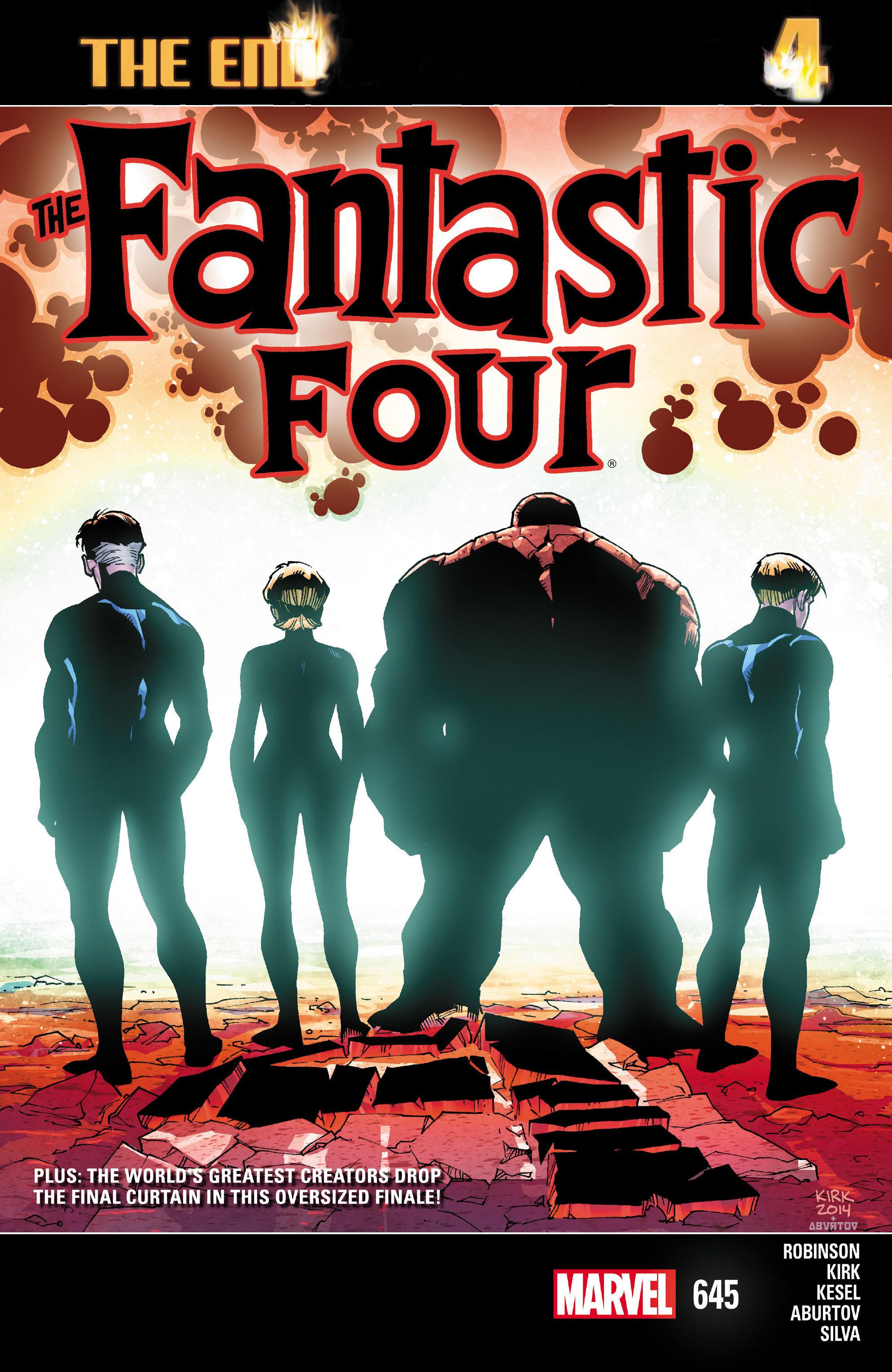 Fantastic Four (1961) 645 Page 1