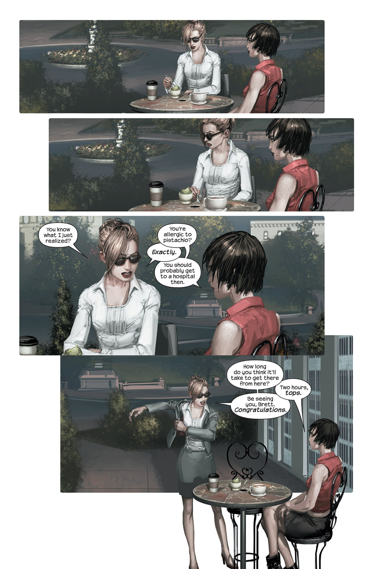 Read online Ultimate Fallout comic -  Issue #4 - 21