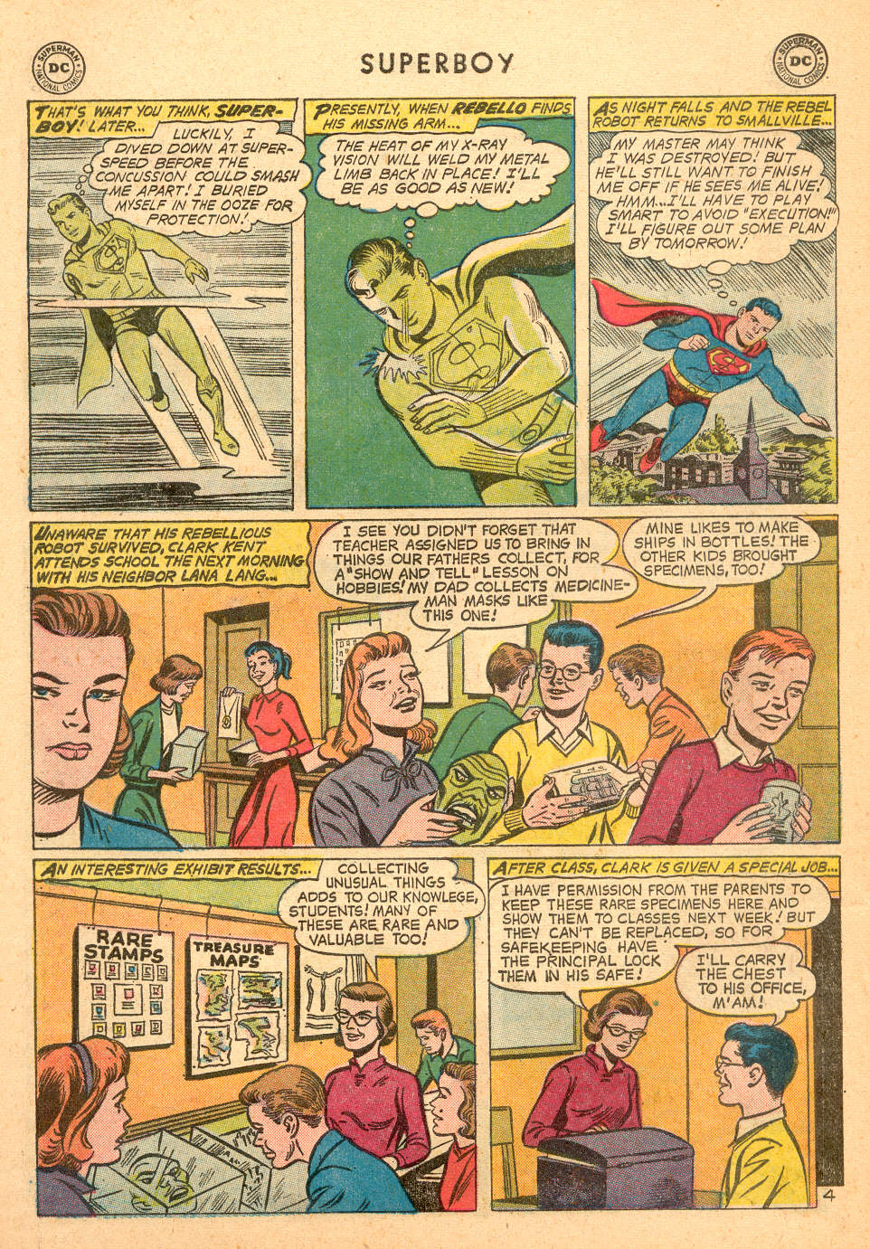 Superboy (1949) issue 72 - Page 5