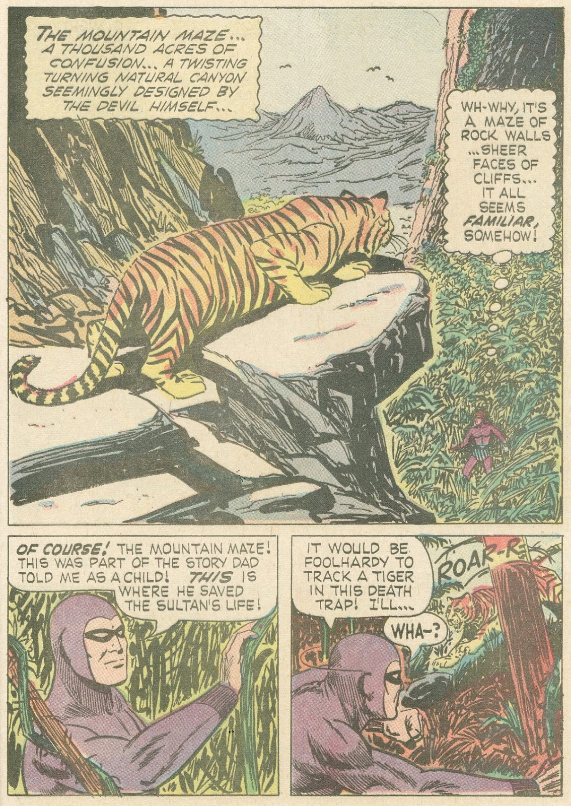The Phantom (1966) issue 21 - Page 22