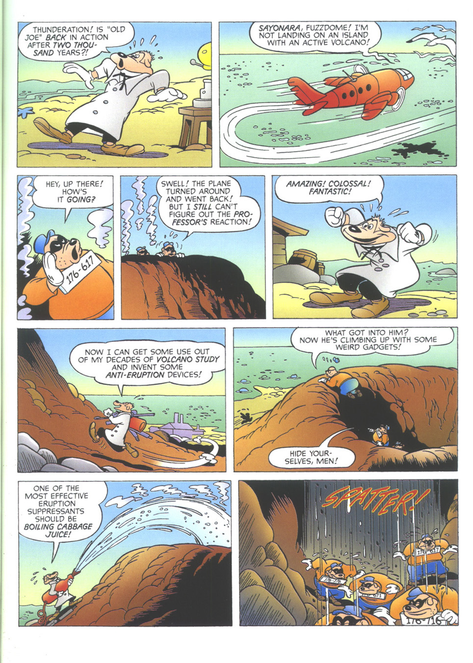 Read online Uncle Scrooge (1953) comic -  Issue #351 - 13
