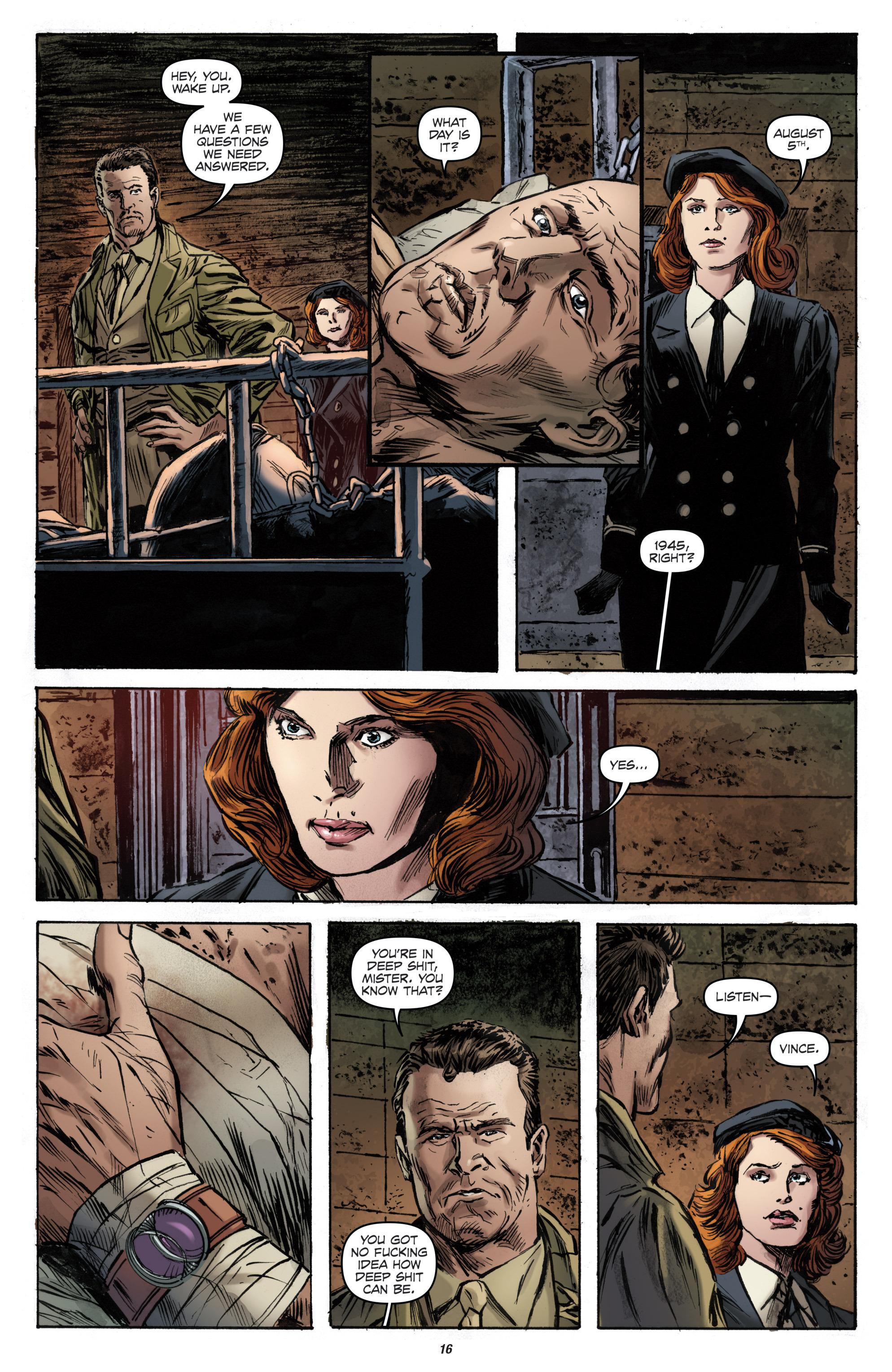 Read online Archangel (2016) comic -  Issue #1 - 18