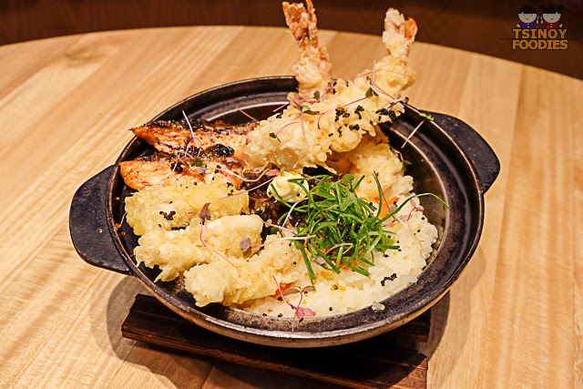Japanese paella