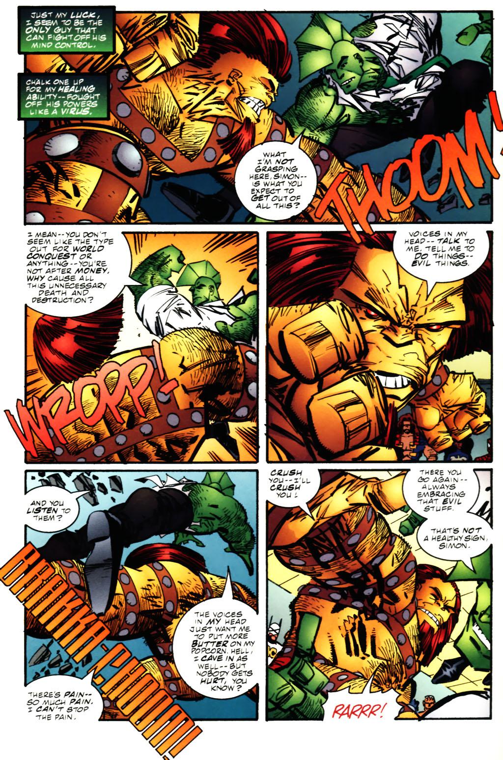 The Savage Dragon (1993) Issue #60 #63 - English 14