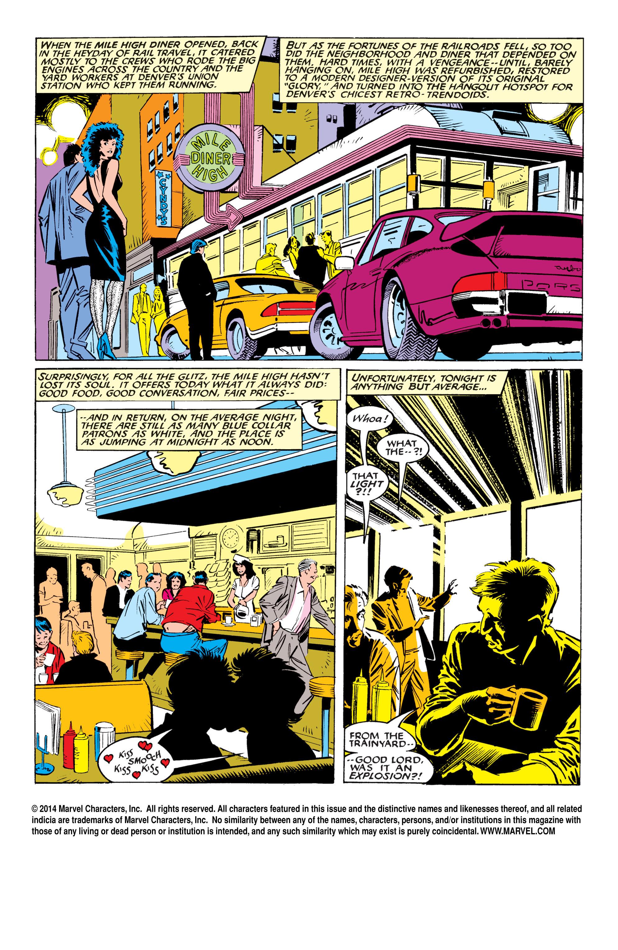 Uncanny X-Men (1963) 234 Page 2