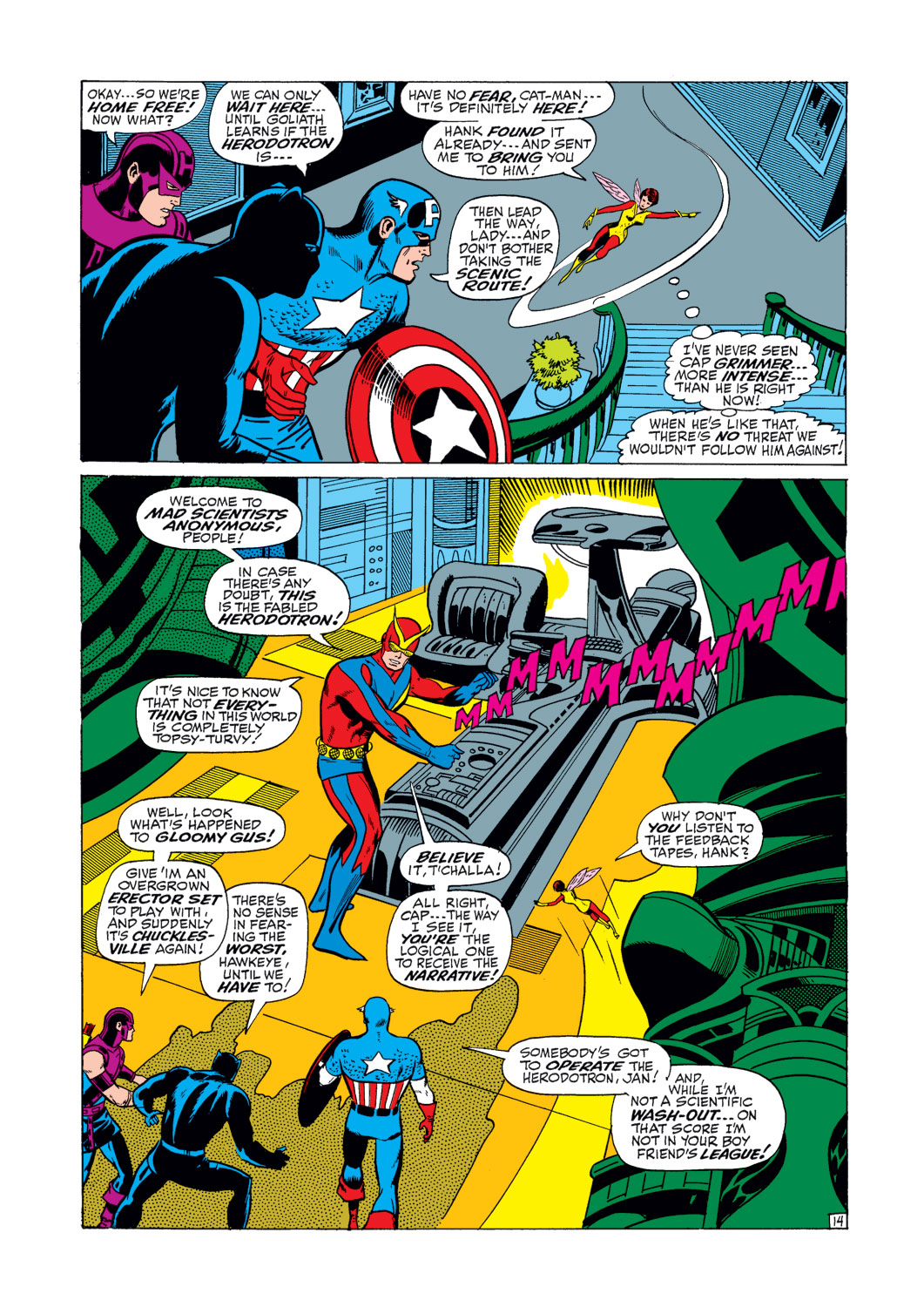 The Avengers (1963) _Annual_2 Page 14