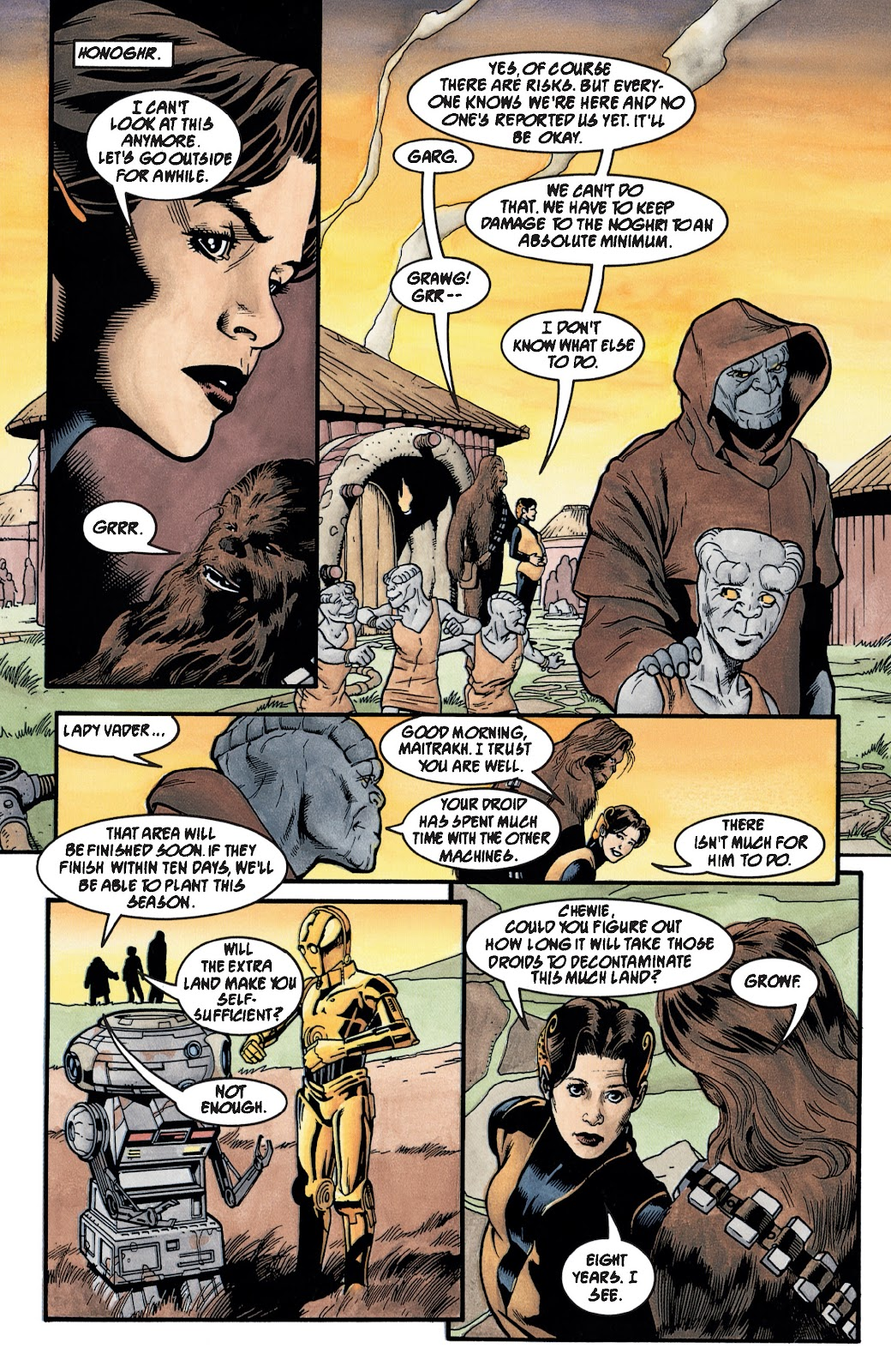 Read online Star Wars Legends: The New Republic - Epic Collection comic -  Issue # TPB 4 (Part 3) - 31