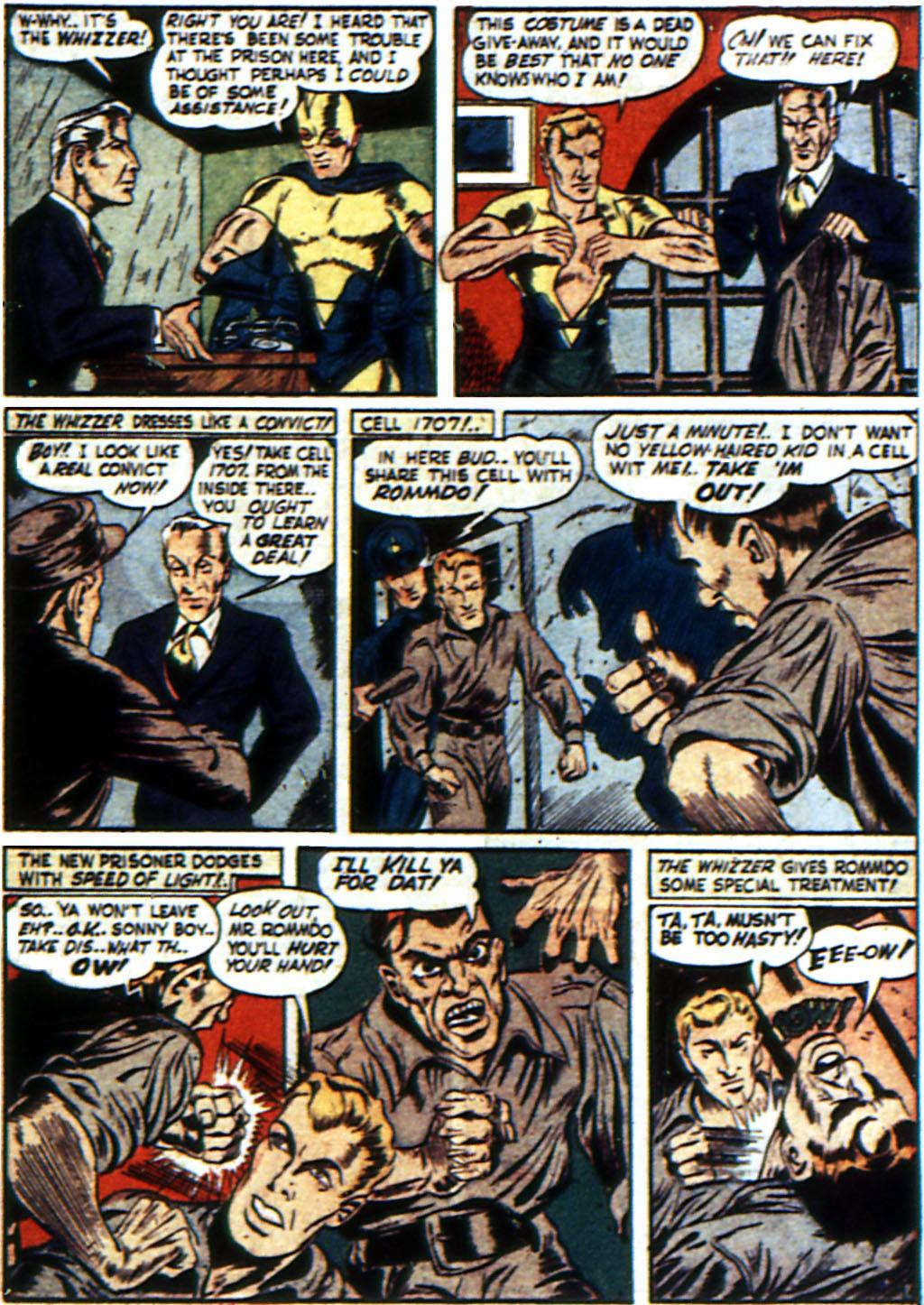 Read online All-Winners Comics comic -  Issue #3 - 32