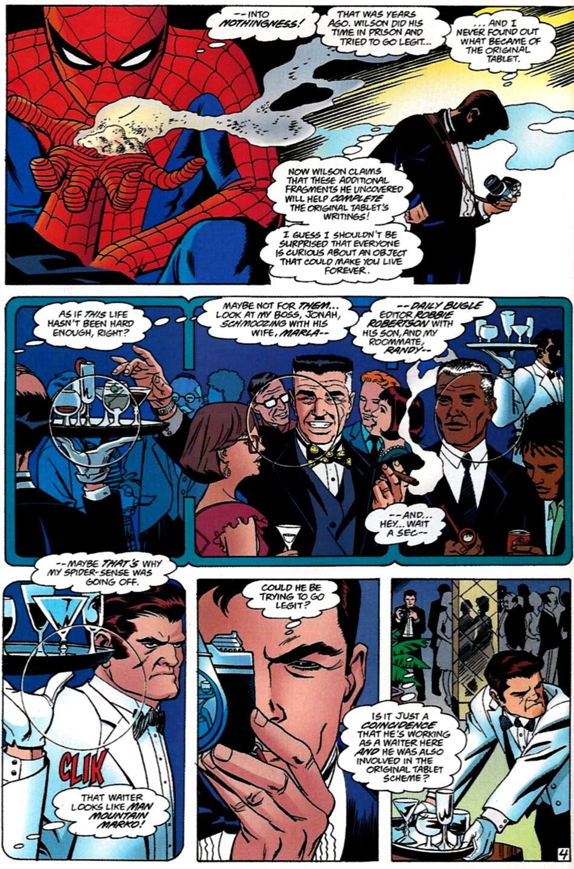 Read online Spider-Man: Lifeline comic -  Issue #1 - 5