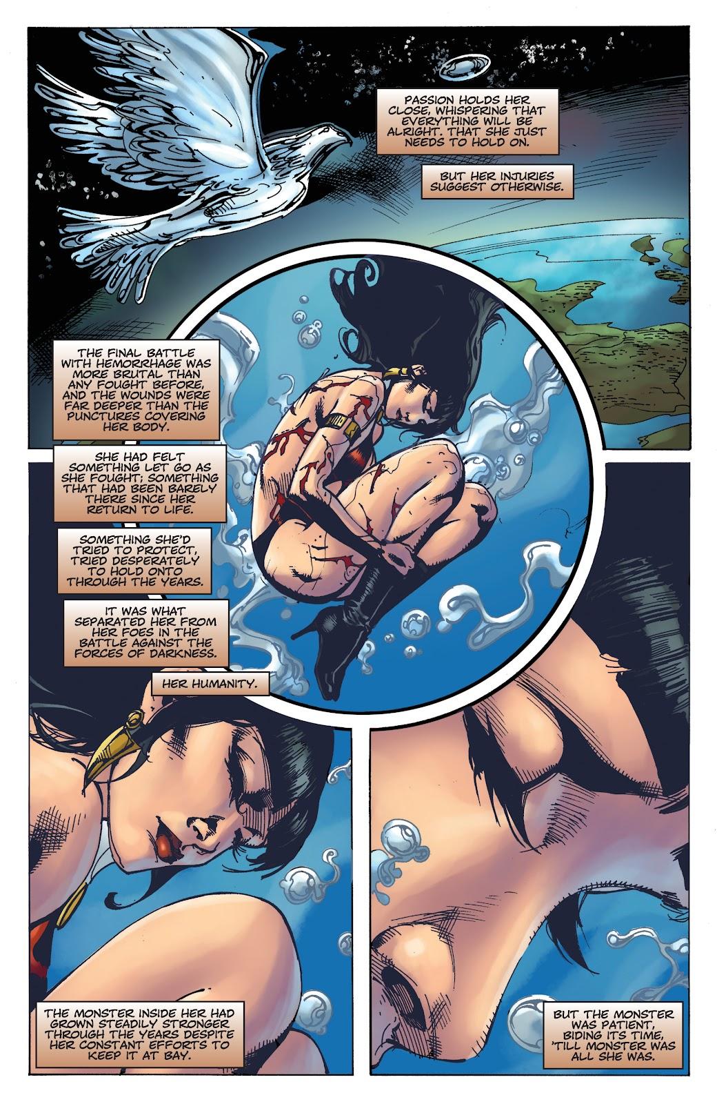 Vengeance of Vampirella (2019) 6 Page 6