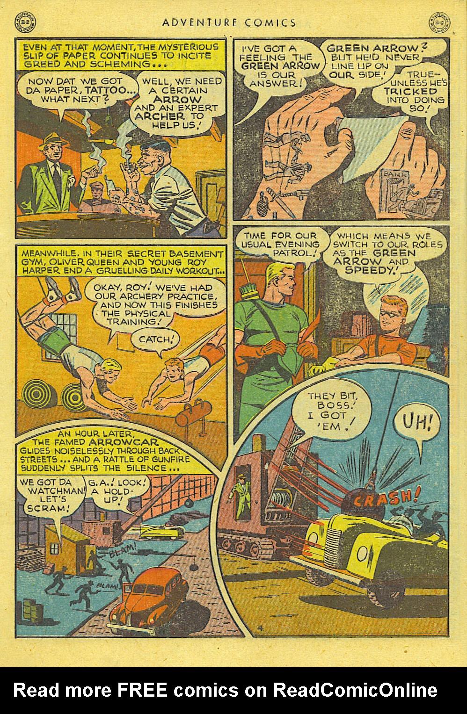 Read online Adventure Comics (1938) comic -  Issue #127 - 5