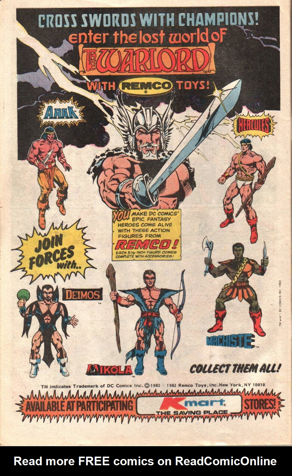 Read online All-Star Squadron comic -  Issue # _Annual 3 - 46