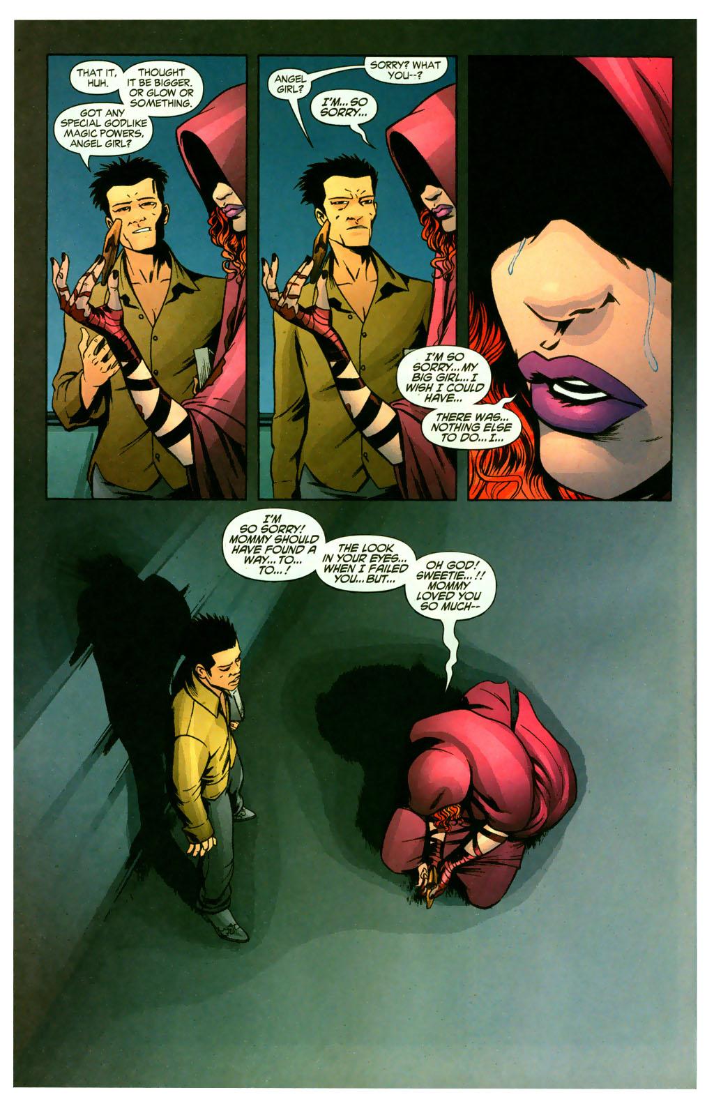 Read online Fallen Angel (2003) comic -  Issue #9 - 22
