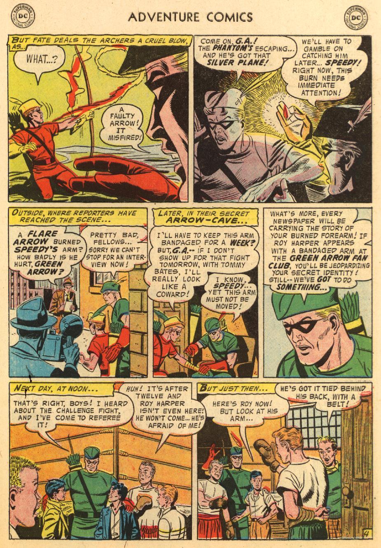 Read online Adventure Comics (1938) comic -  Issue #233 - 31