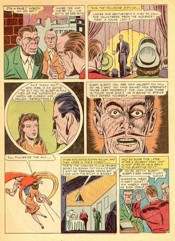 Read online Adventure Comics (1938) comic -  Issue #91 - 6