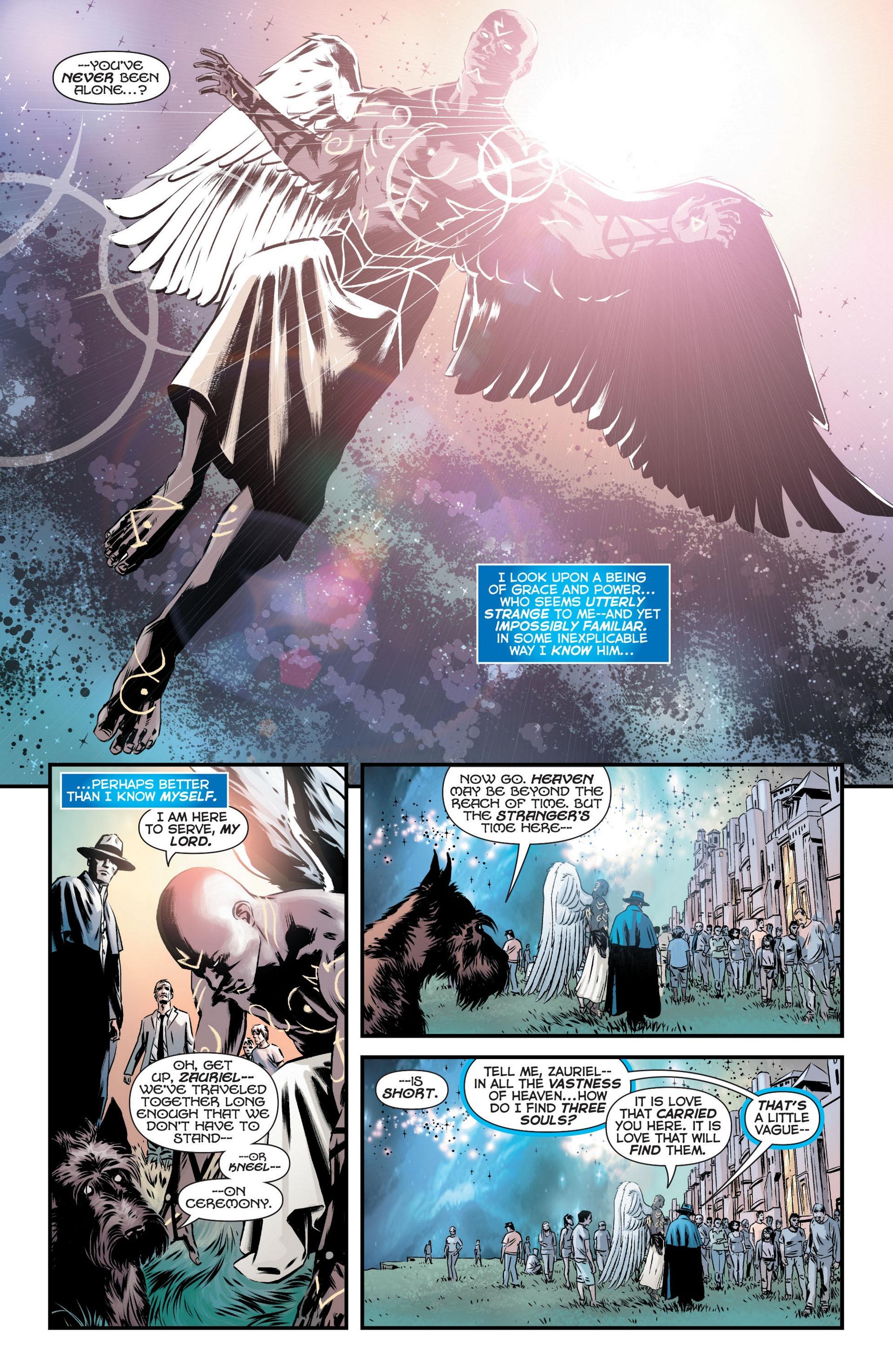 Read online Trinity of Sin: The Phantom Stranger comic -  Issue #10 - 7