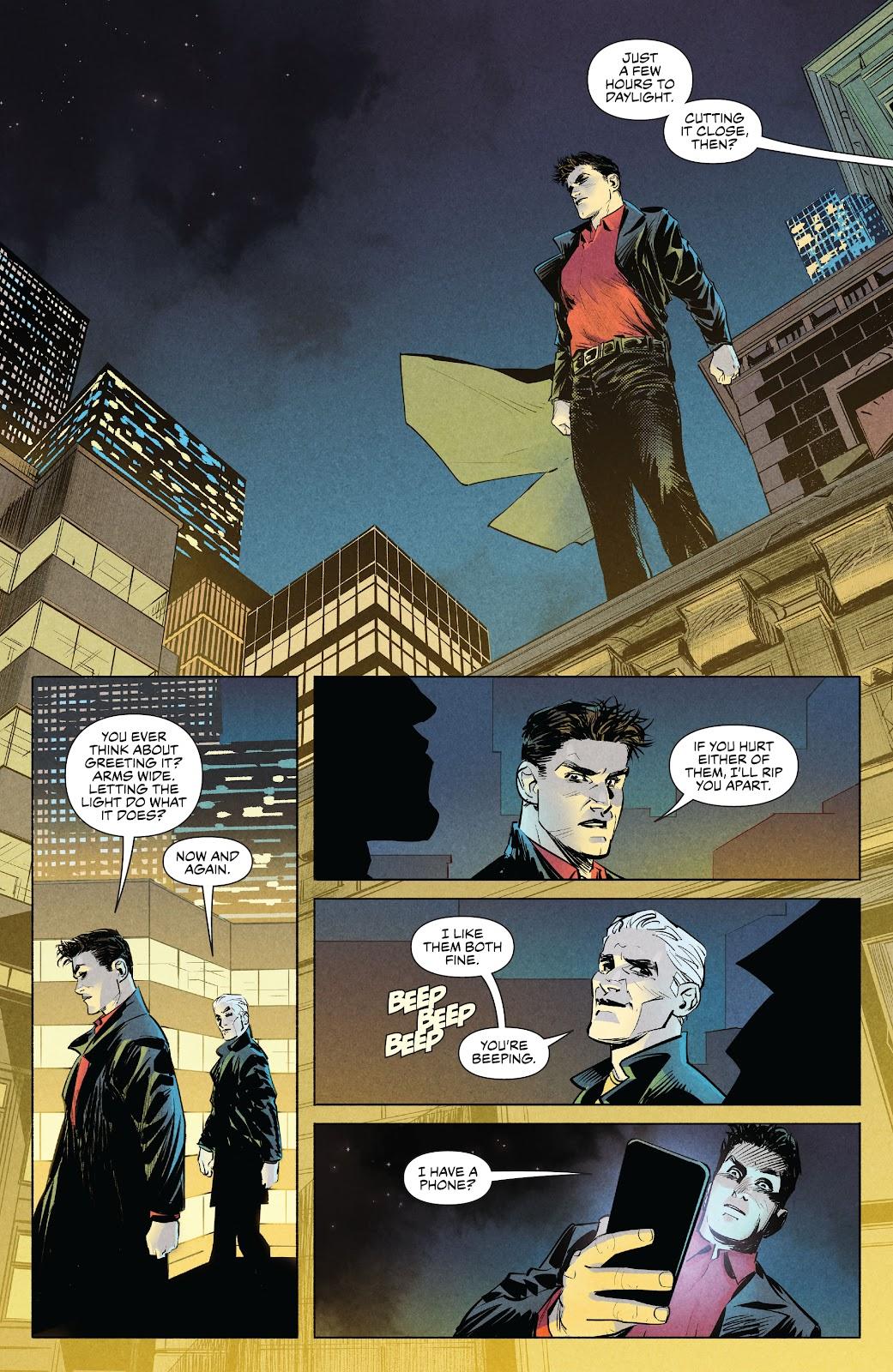 Read online Angel   Spike comic -  Issue #9 - 14