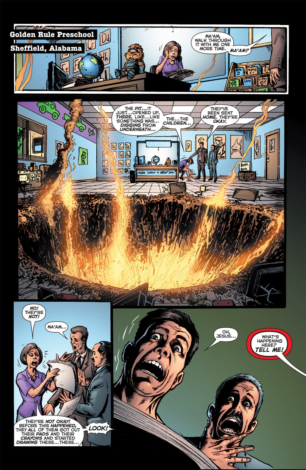 Read online 52 comic -  Issue #52 - 35