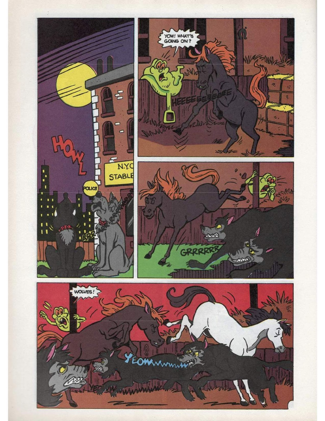 The Real Ghostbusters Issue #193 #167 - English 6