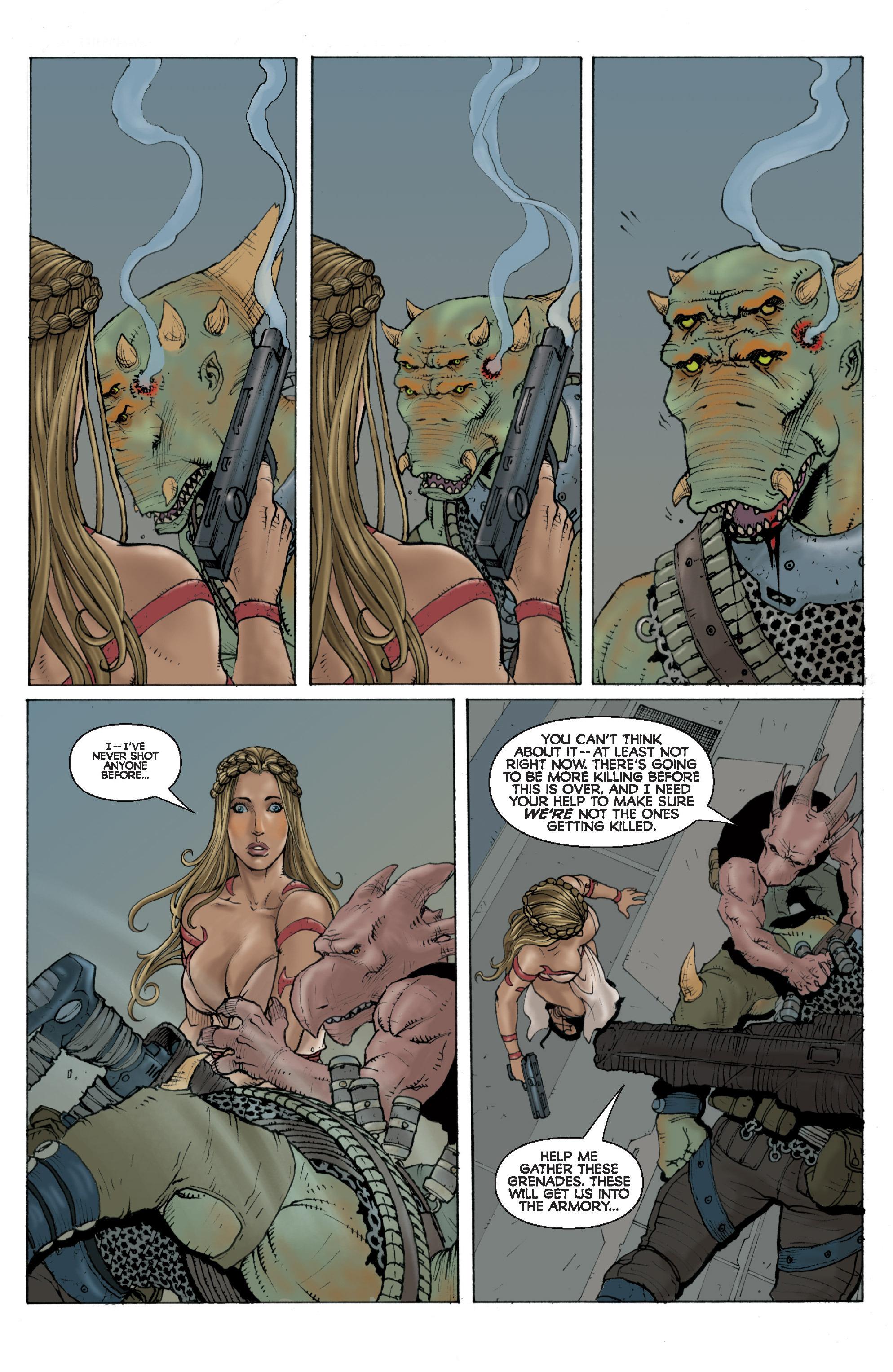 Read online Star Wars Omnibus comic -  Issue # Vol. 31 - 256