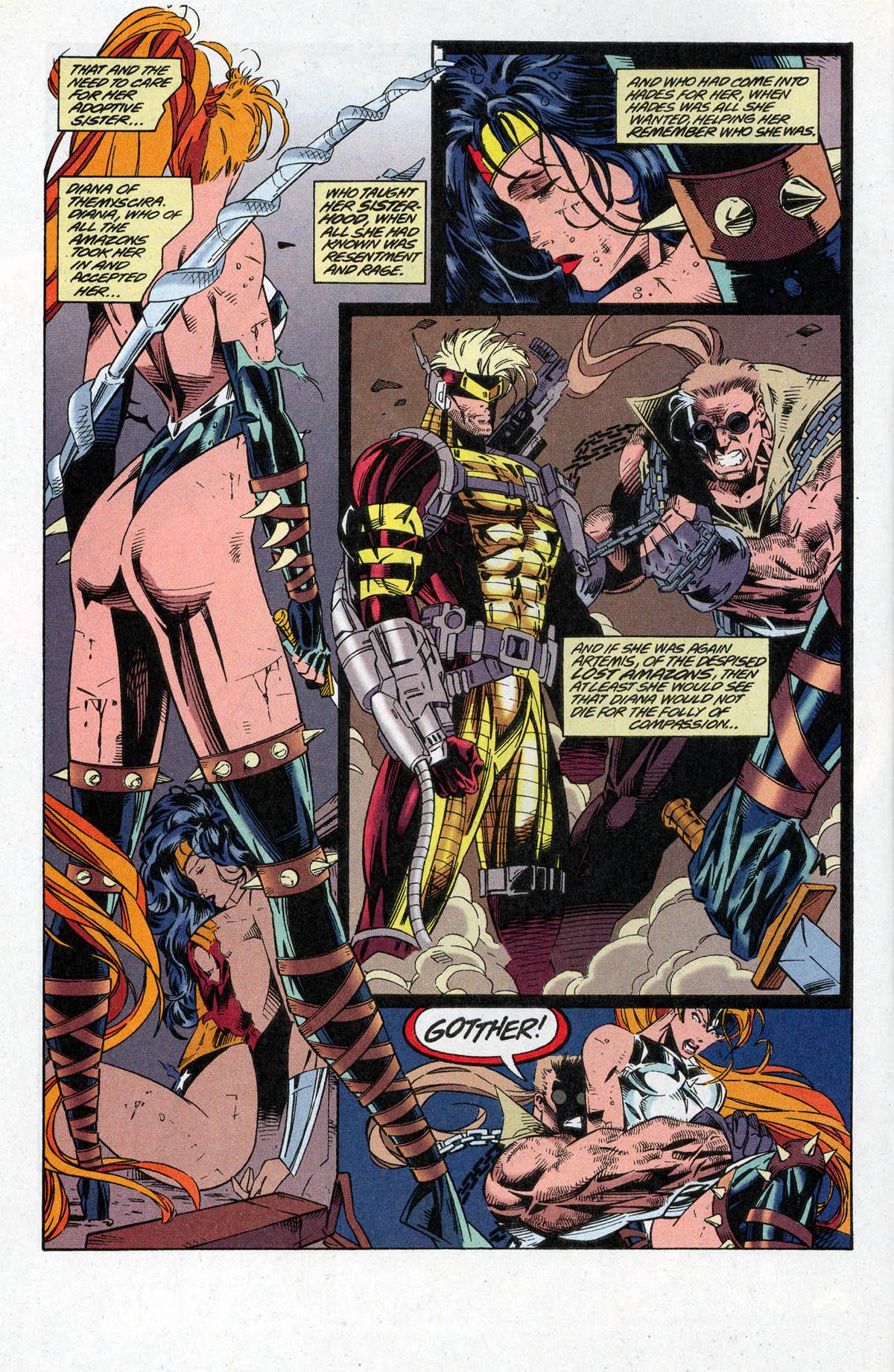 Read online Artemis: Requiem comic -  Issue #2 - 4