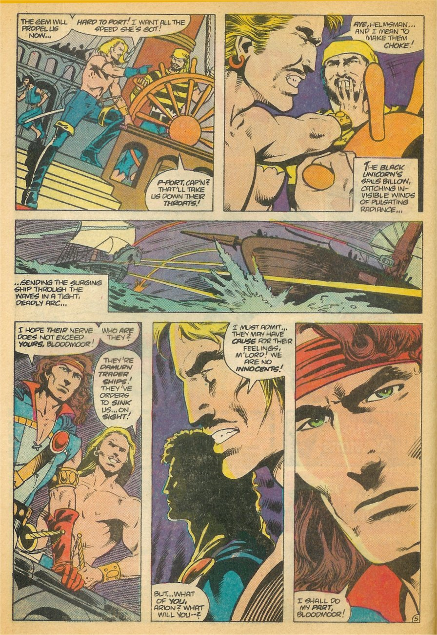 Read online Arion, Lord of Atlantis comic -  Issue #21 - 6
