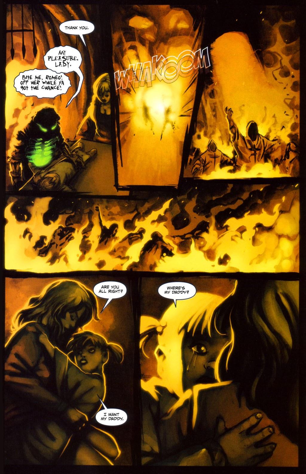 Read online Evil Ernie in Santa Fe comic -  Issue #4 - 19